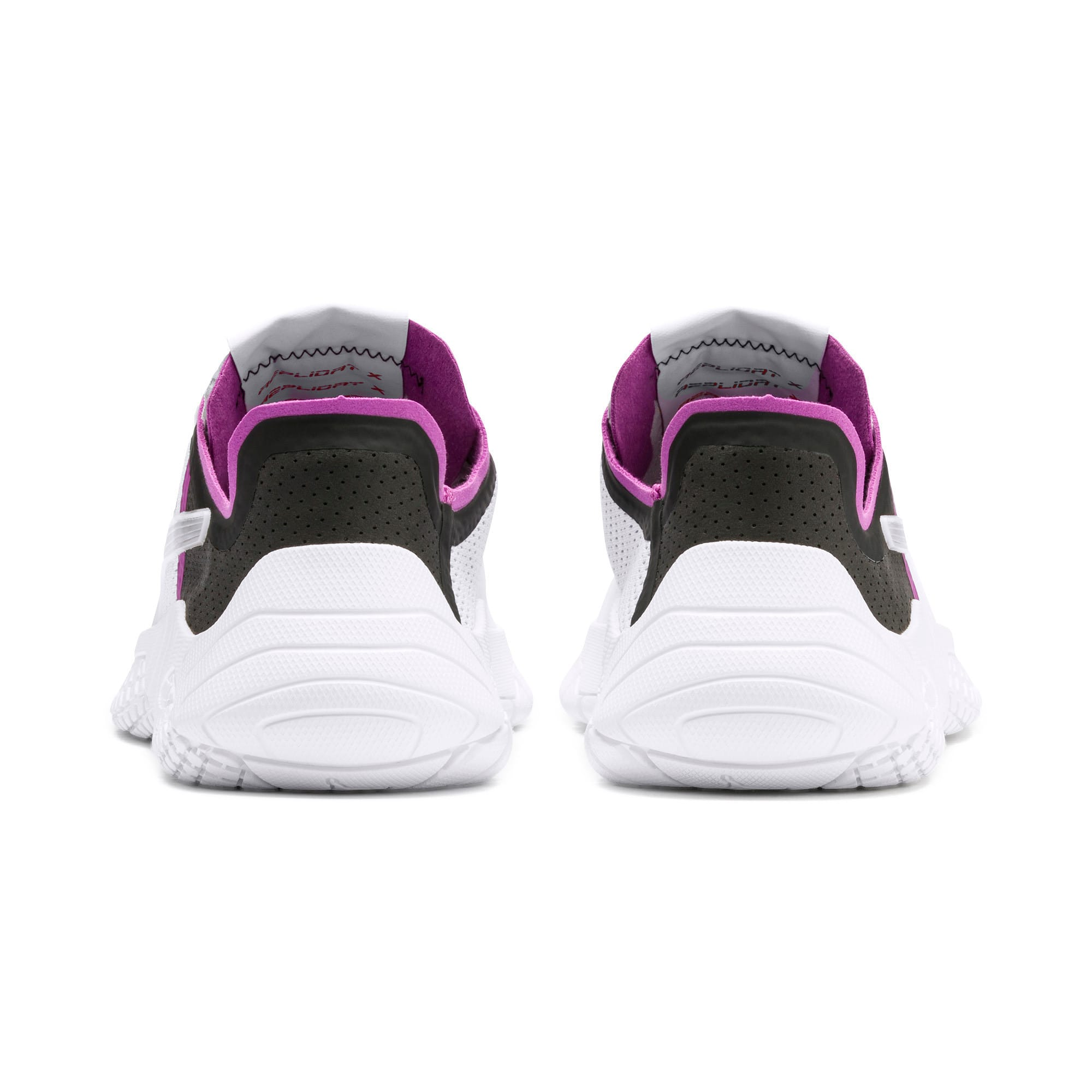 Thumbnail 4 of Pirelli Replicat-X Trainers, White-Hyacinth Viol-Red, medium