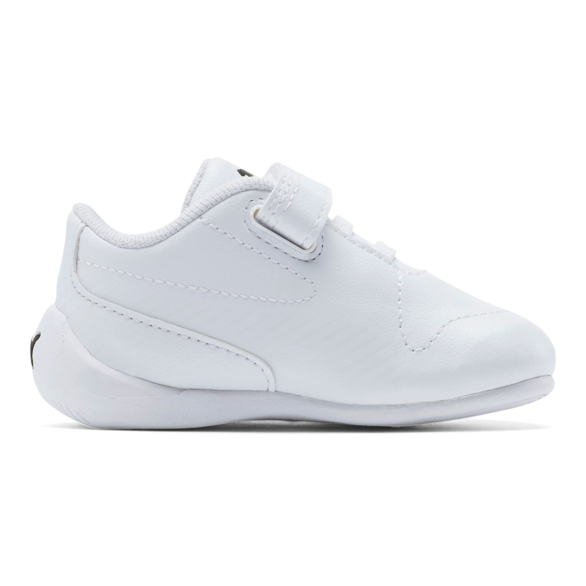 Drift Cat 7S Ultra Toddler Shoes, Puma White-Puma White, large