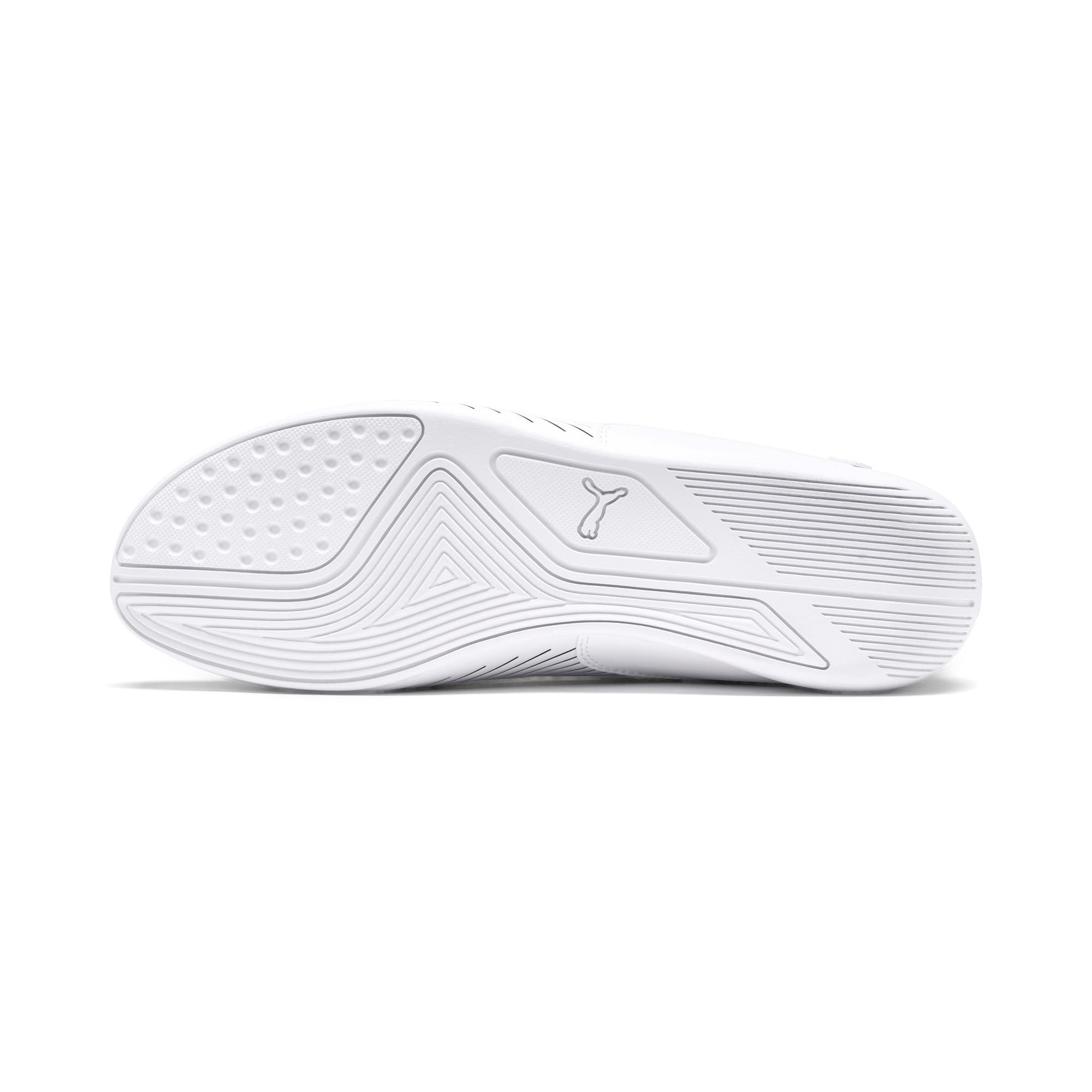 Thumbnail 5 of Scuderia Ferrari Drift Cat 7S Ultra LS Men's Shoes, Puma White-Pastel Parchment, medium