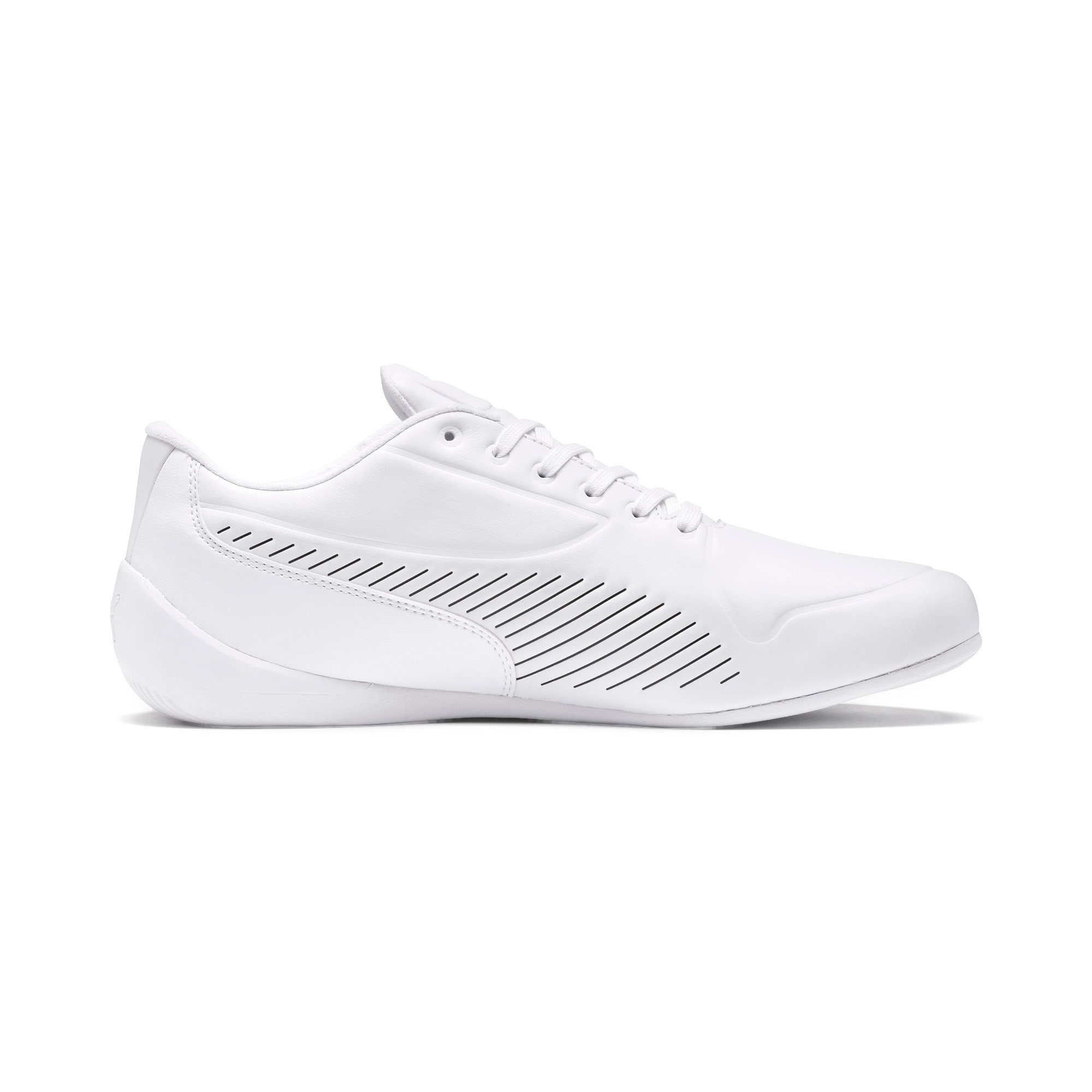 Thumbnail 6 of Scuderia Ferrari Drift Cat 7S Ultra LS Men's Shoes, Puma White-Pastel Parchment, medium
