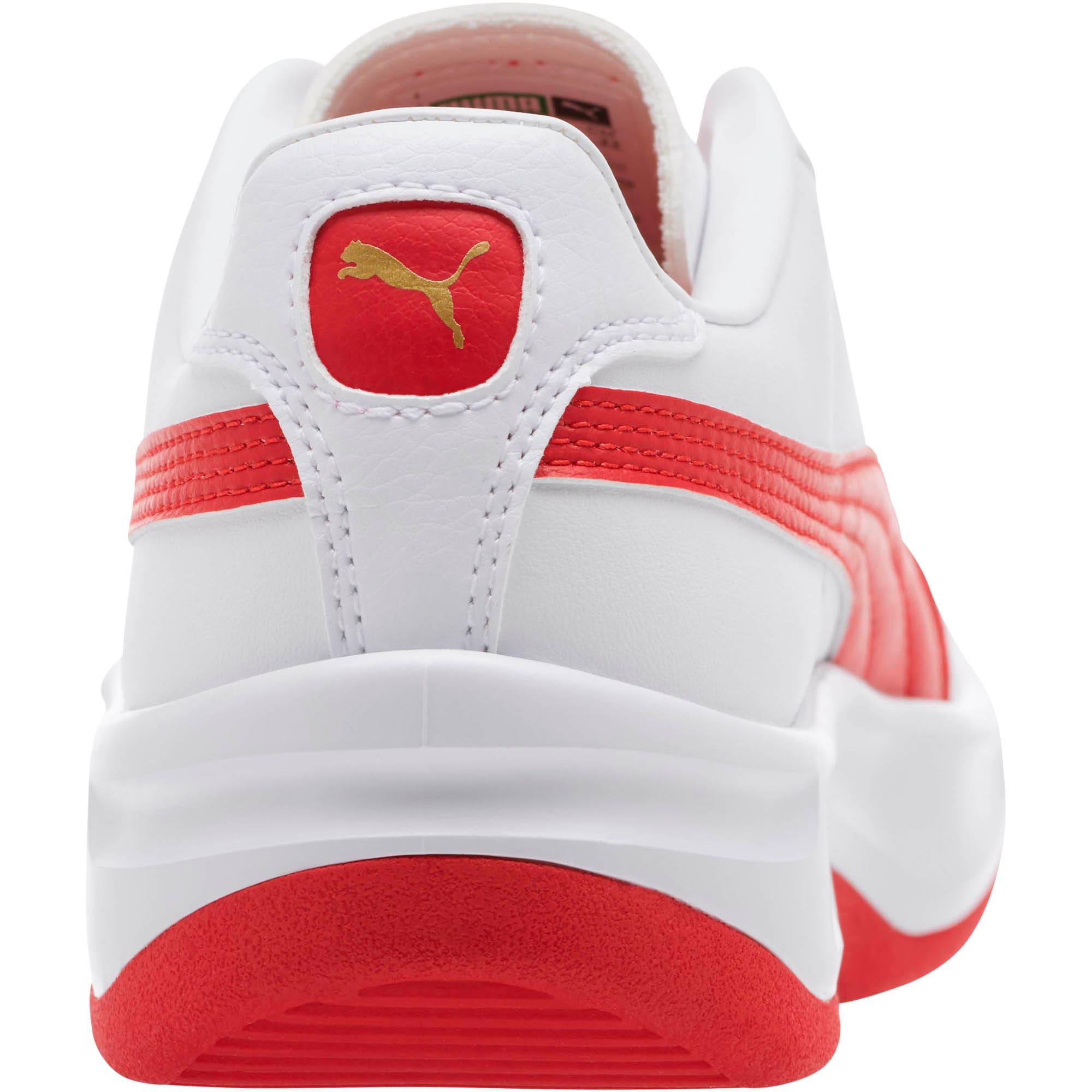 Miniatura 4 de Zapatos deportivos GV Special JR, Puma White-Ribbon Red, mediano