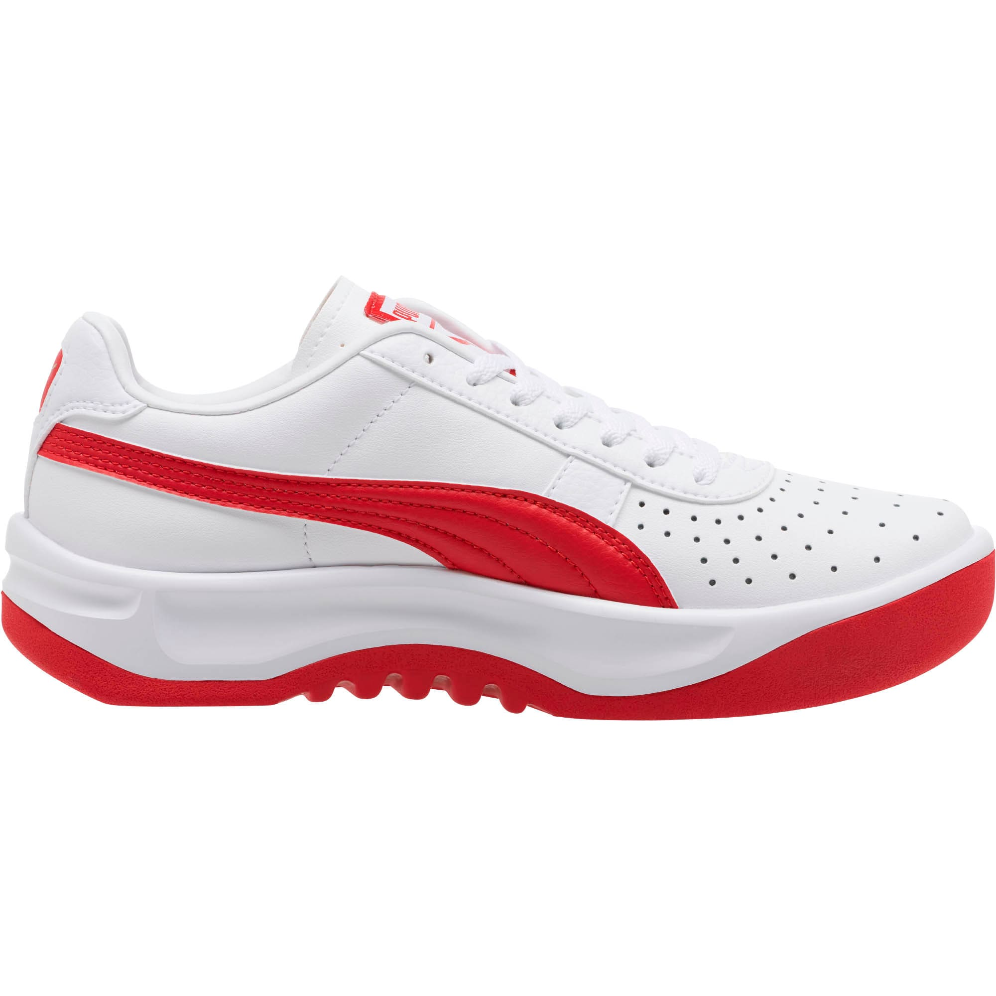 Thumbnail 3 of GV Special Sneakers JR, Puma White-Ribbon Red, medium