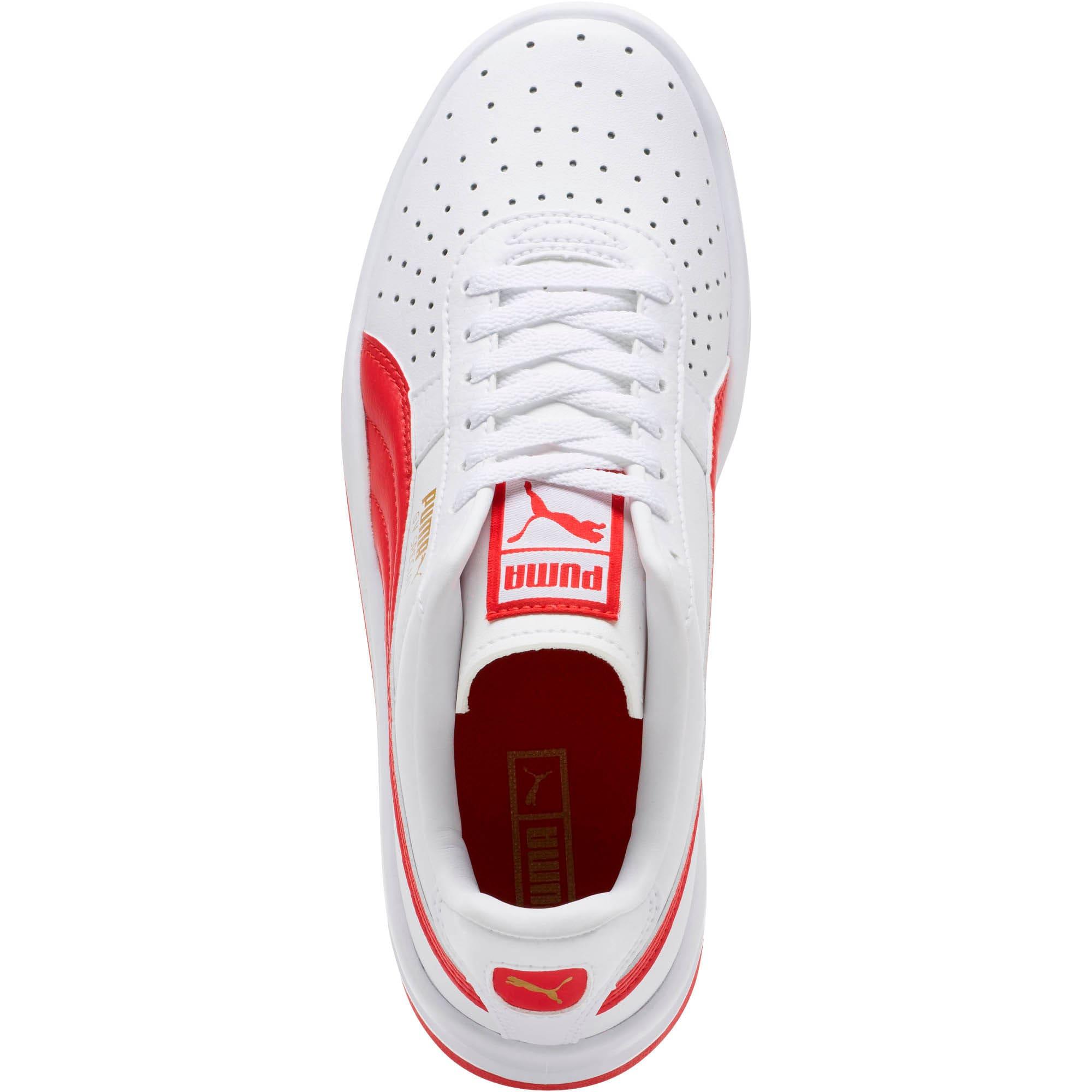 Miniatura 5 de Zapatos deportivos GV Special JR, Puma White-Ribbon Red, mediano