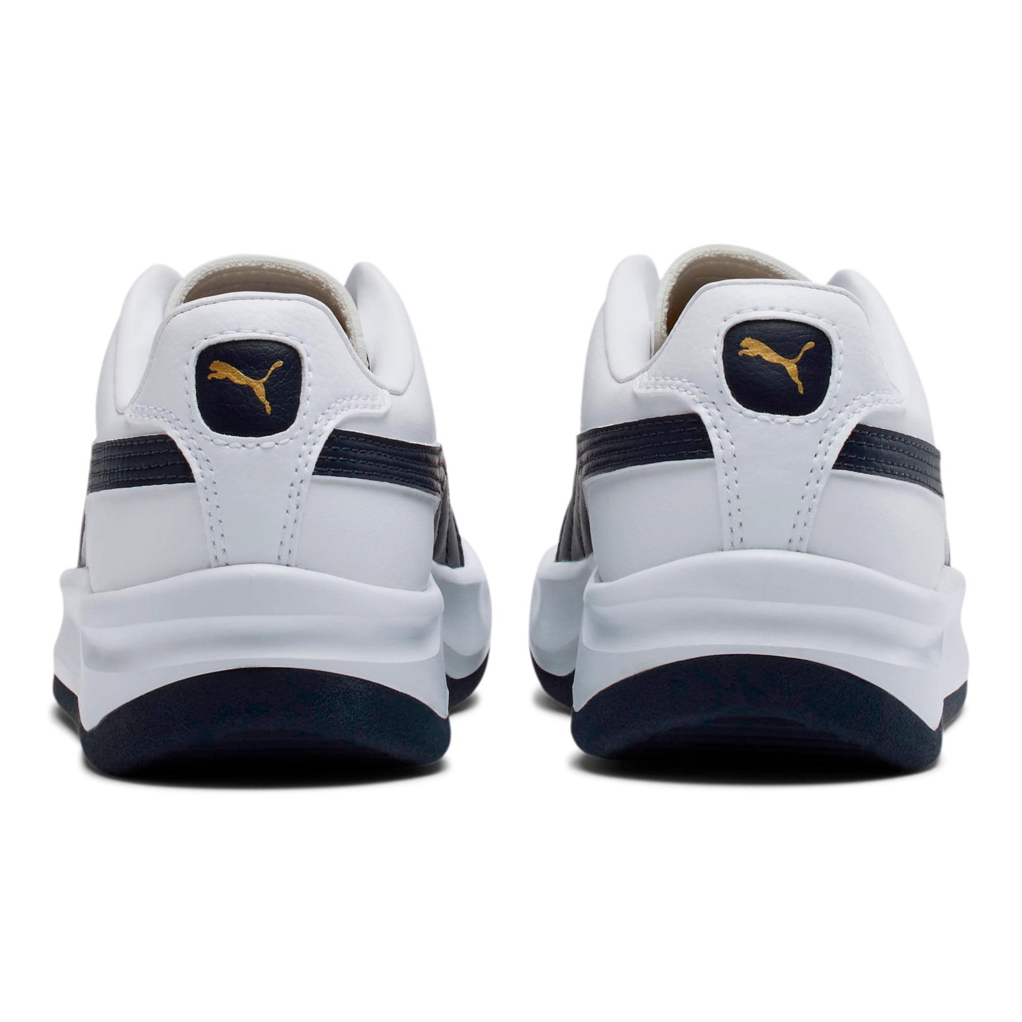Miniatura 4 de Zapatos deportivos GV Special JR, Puma White-Peacoat, mediano