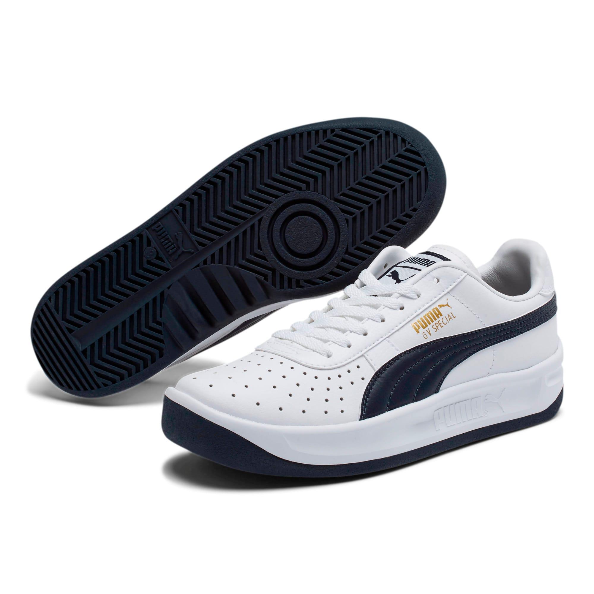 Miniatura 2 de Zapatos deportivos GV Special JR, Puma White-Peacoat, mediano