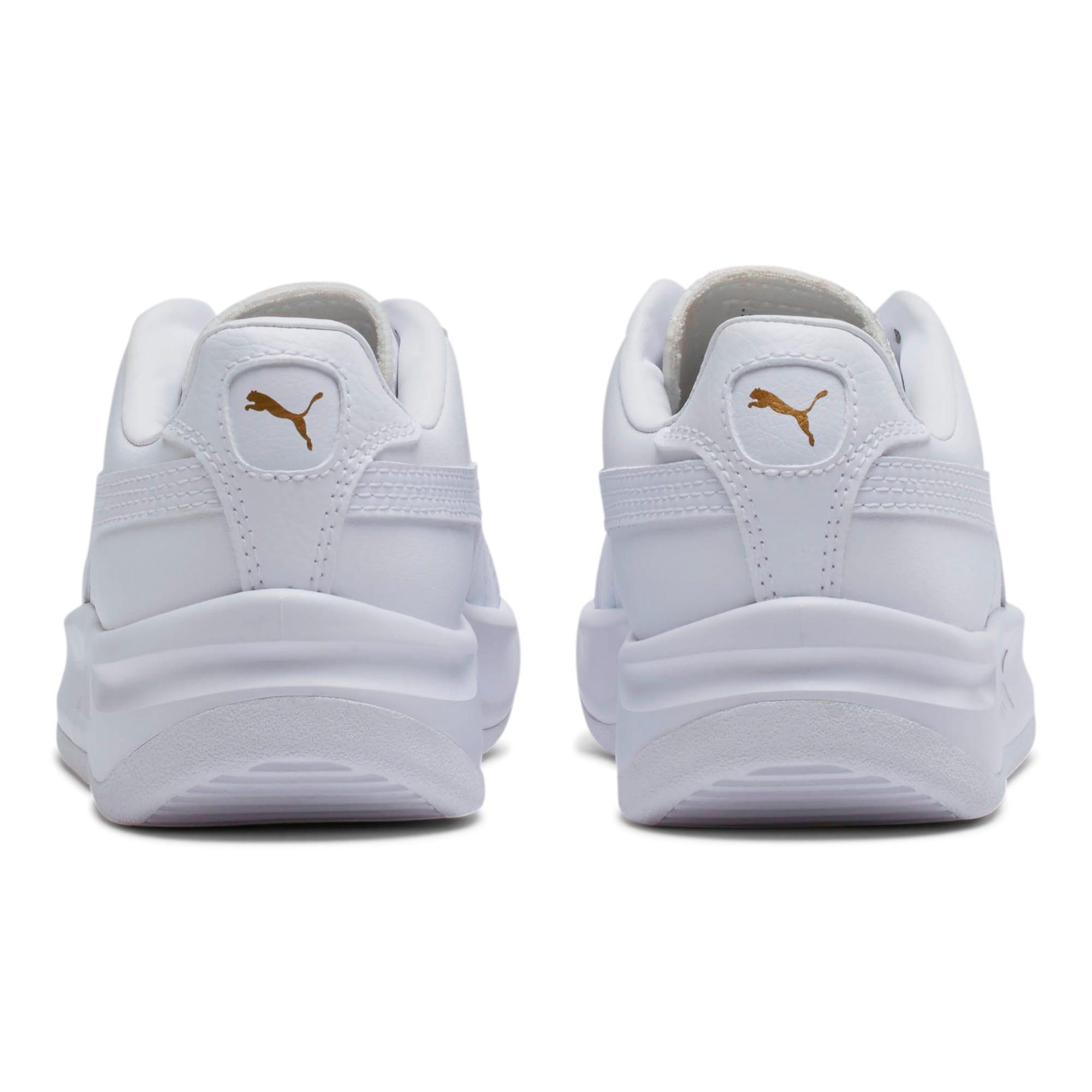 Thumbnail 4 of GV Special Sneakers JR, Puma White-Puma Team Gold, medium
