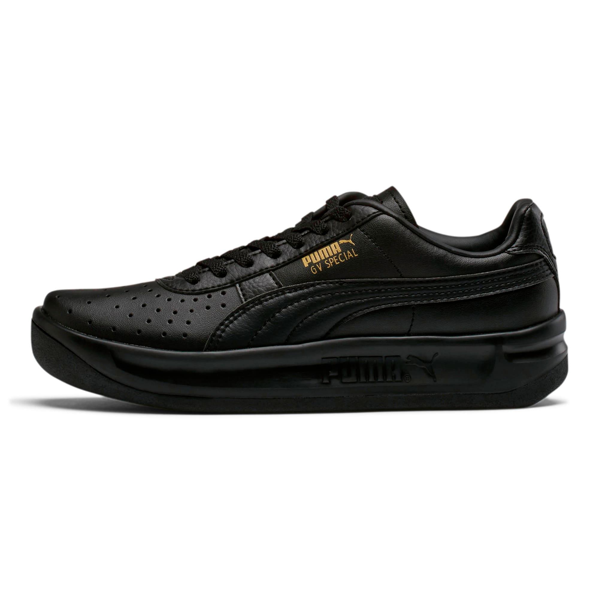 Thumbnail 1 of GV Special Sneakers JR, Puma Black-Puma Team Gold, medium
