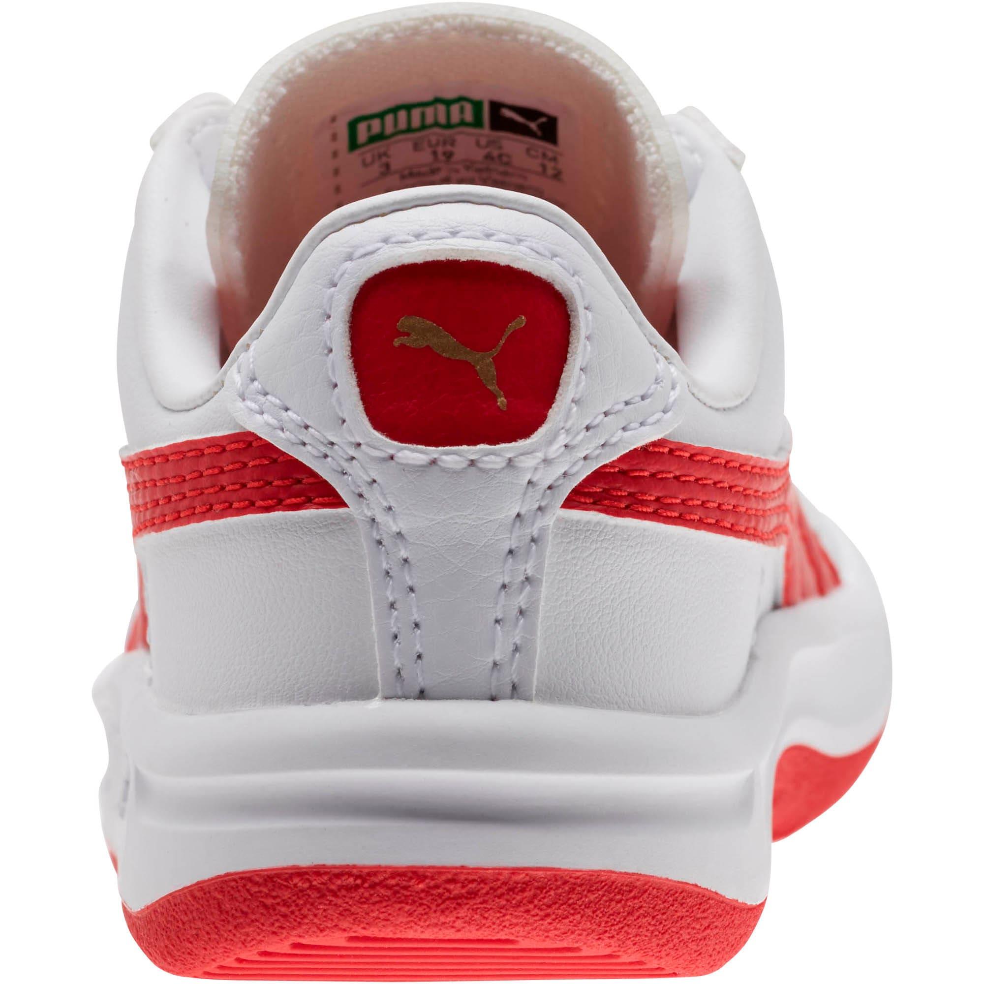 Miniatura 4 de Zapatos GV Special para bebés, Puma White-Ribbon Red, mediano