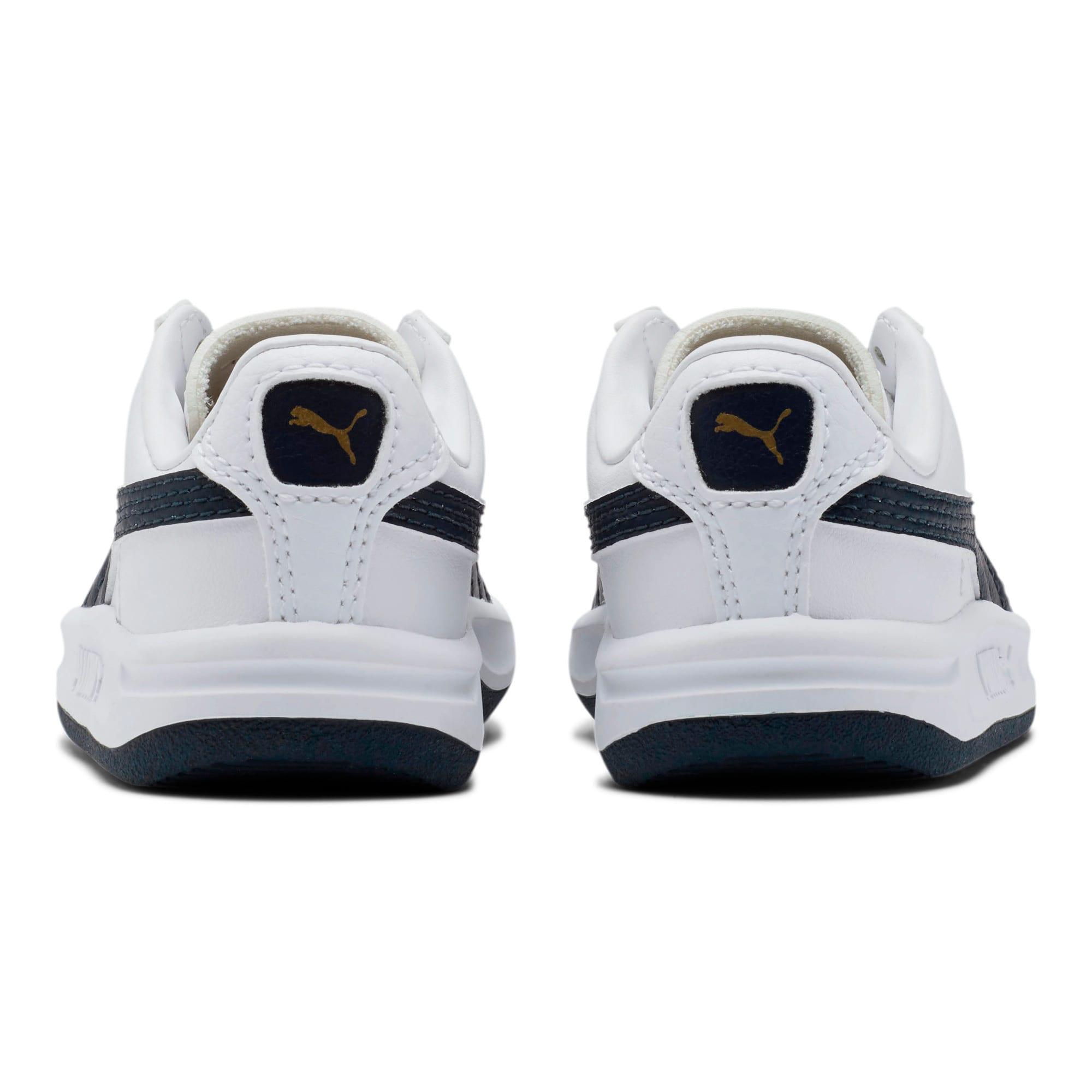 Thumbnail 4 of GV Special Toddler Shoes, Puma White-Peacoat, medium