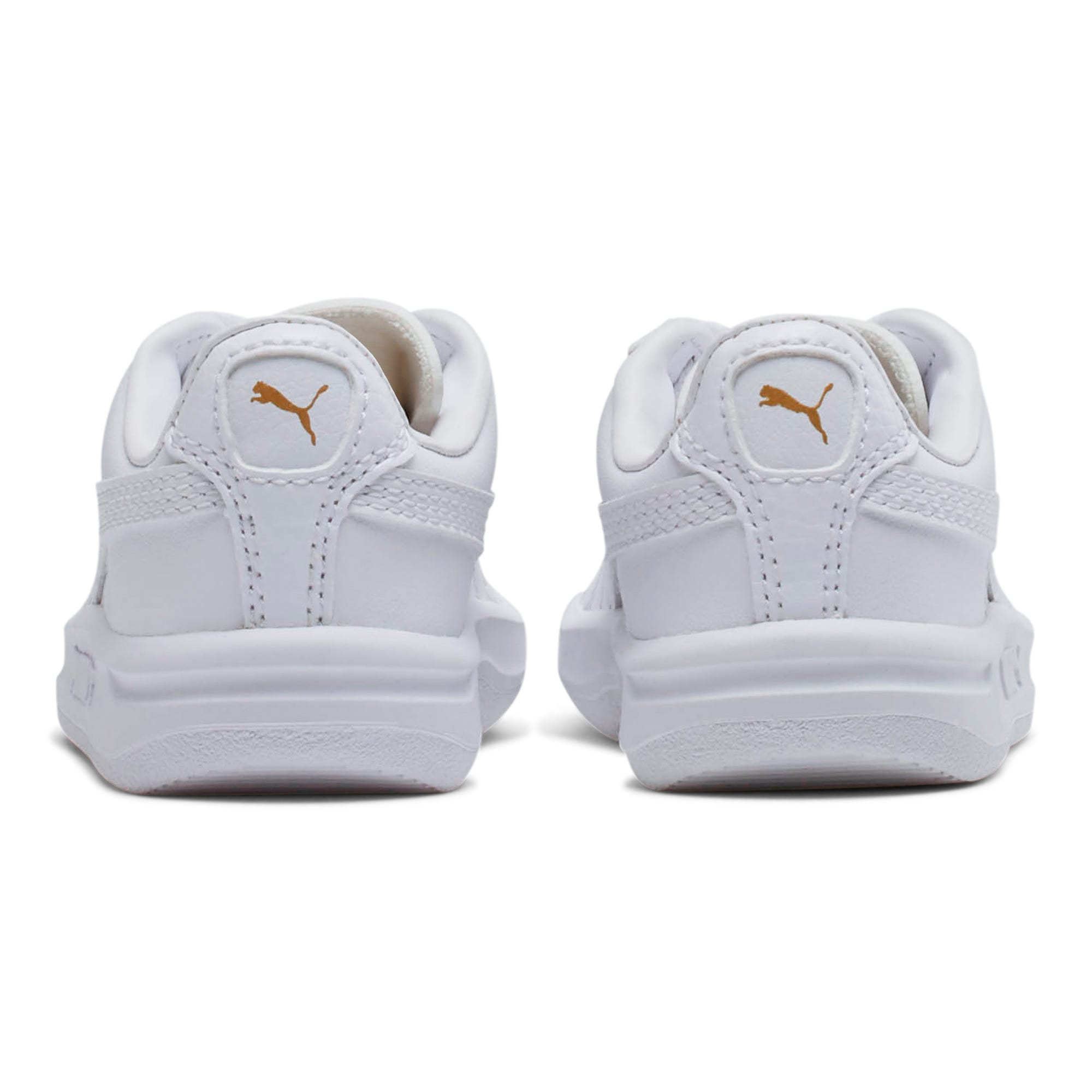 Thumbnail 4 of GV Special Toddler Shoes, Puma White-Puma Team Gold, medium