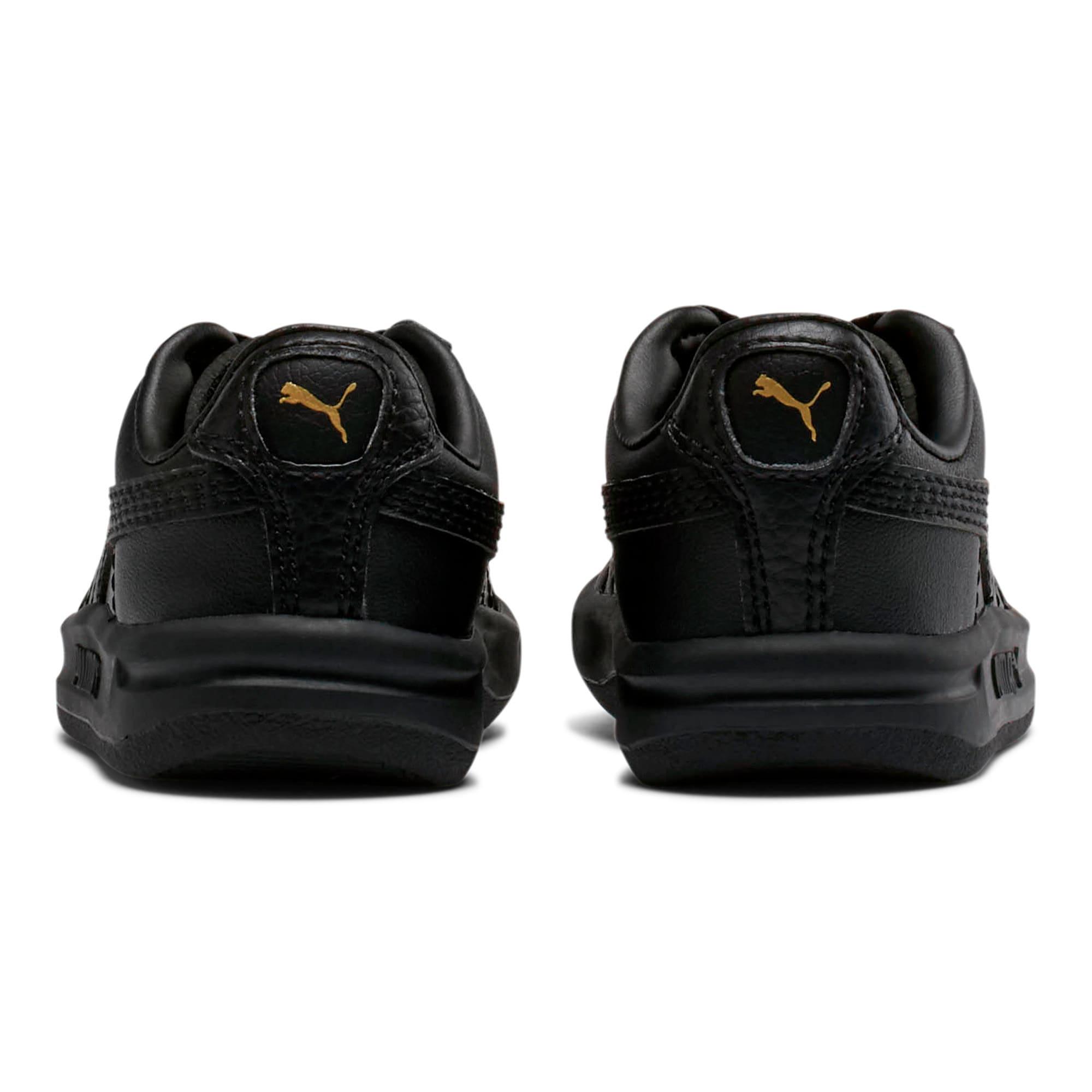 Thumbnail 4 of GV Special Toddler Shoes, Puma Black-Puma Team Gold, medium