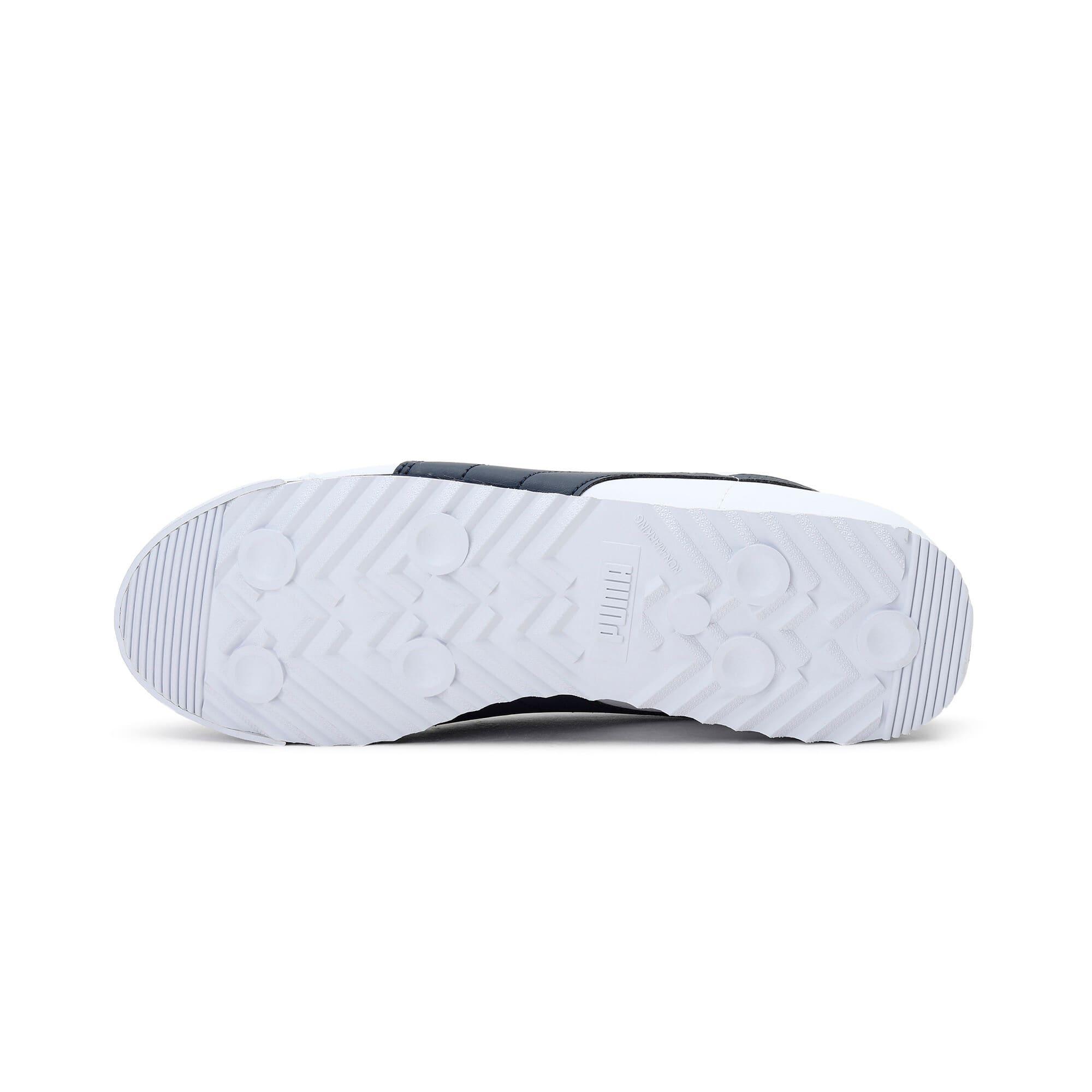 Miniatura 3 de Zapatos deportivos Roma Basic para hombre, white-new navy, mediano