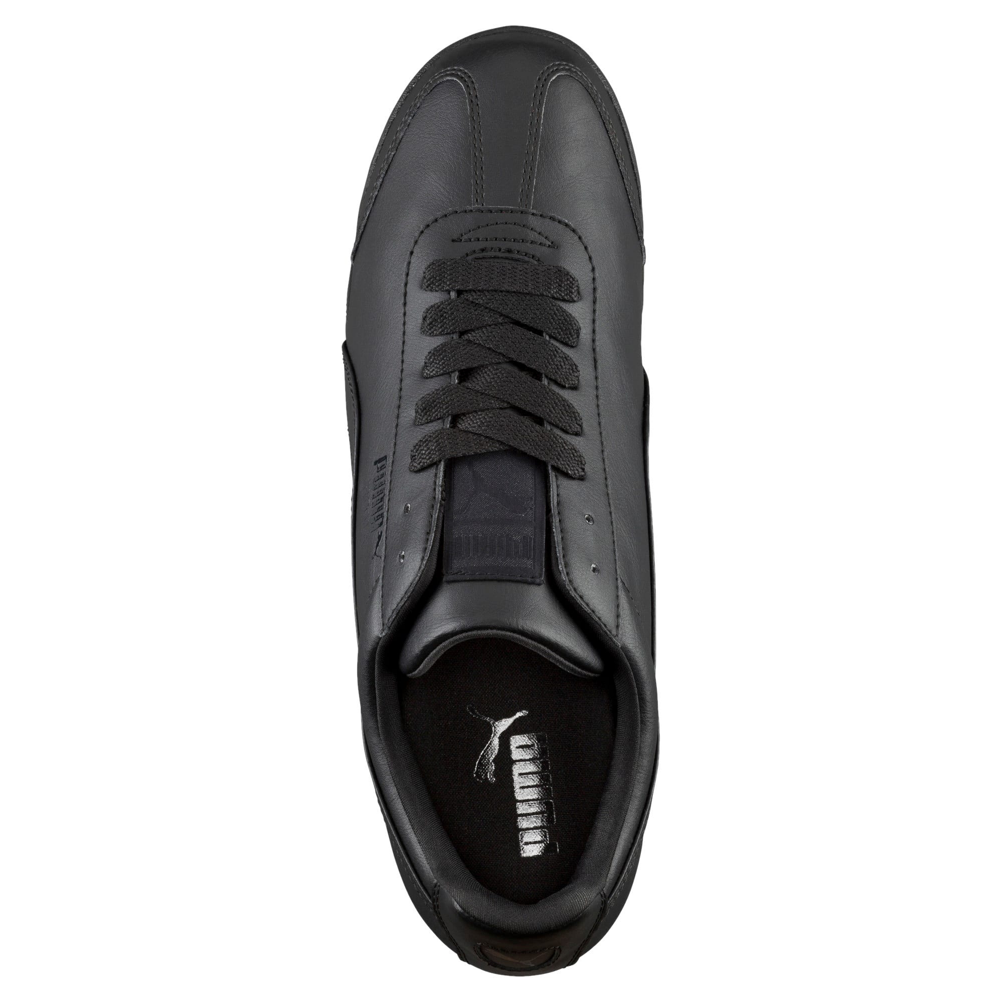 Thumbnail 5 of Roma Basic Men's Sneakers, black-black, medium