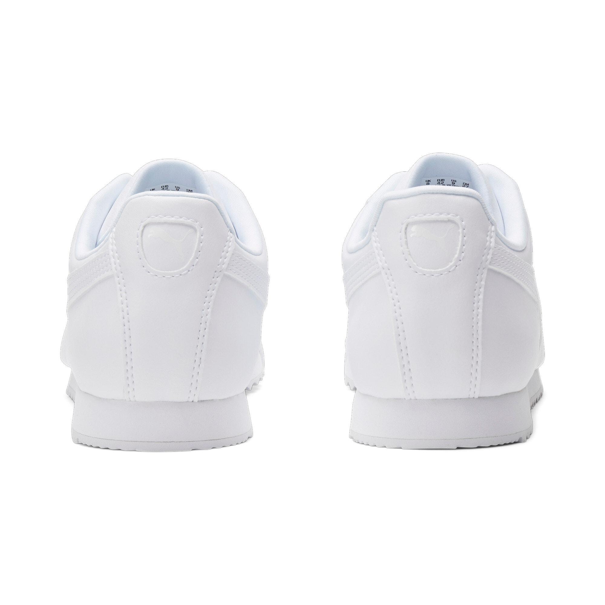 Thumbnail 3 of Roma Basic Men's Sneakers, white-light gray, medium