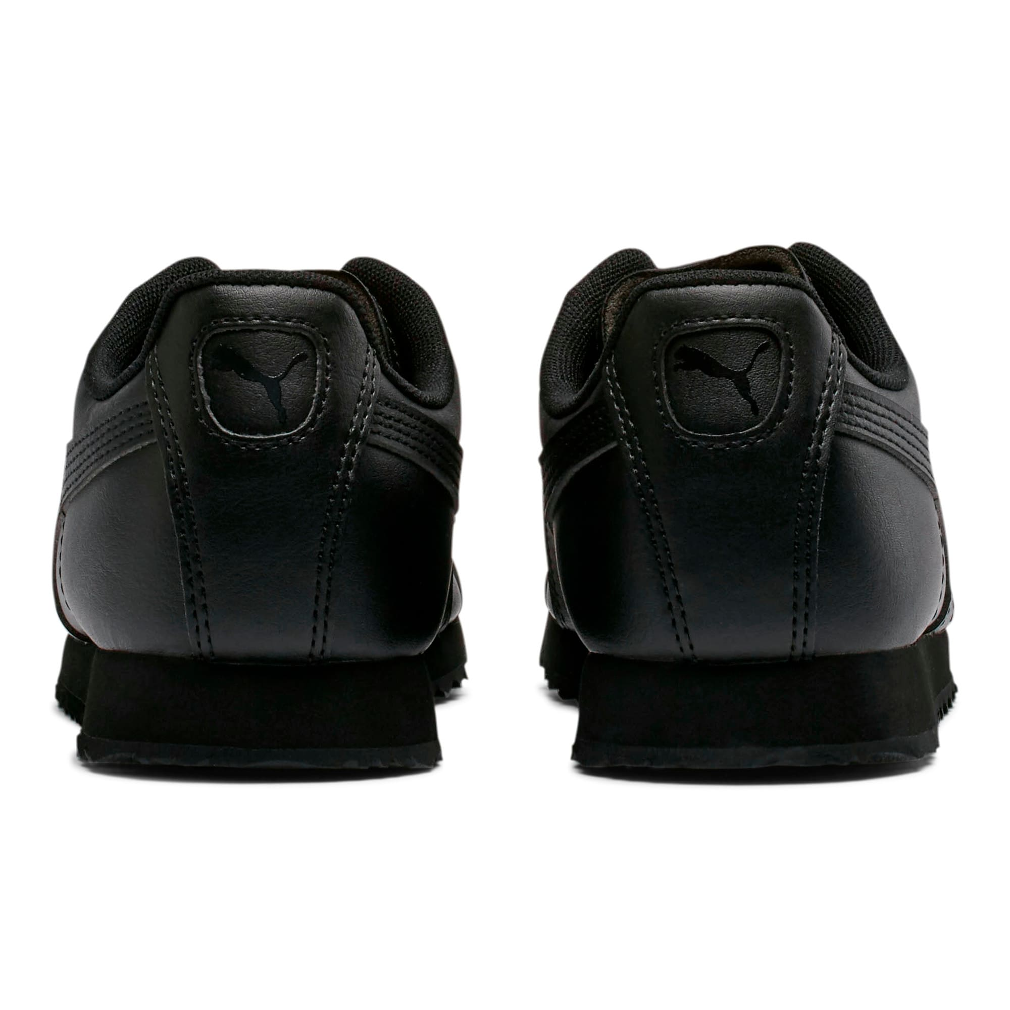 Thumbnail 3 of Roma Basic Sneakers JR, black-black, medium