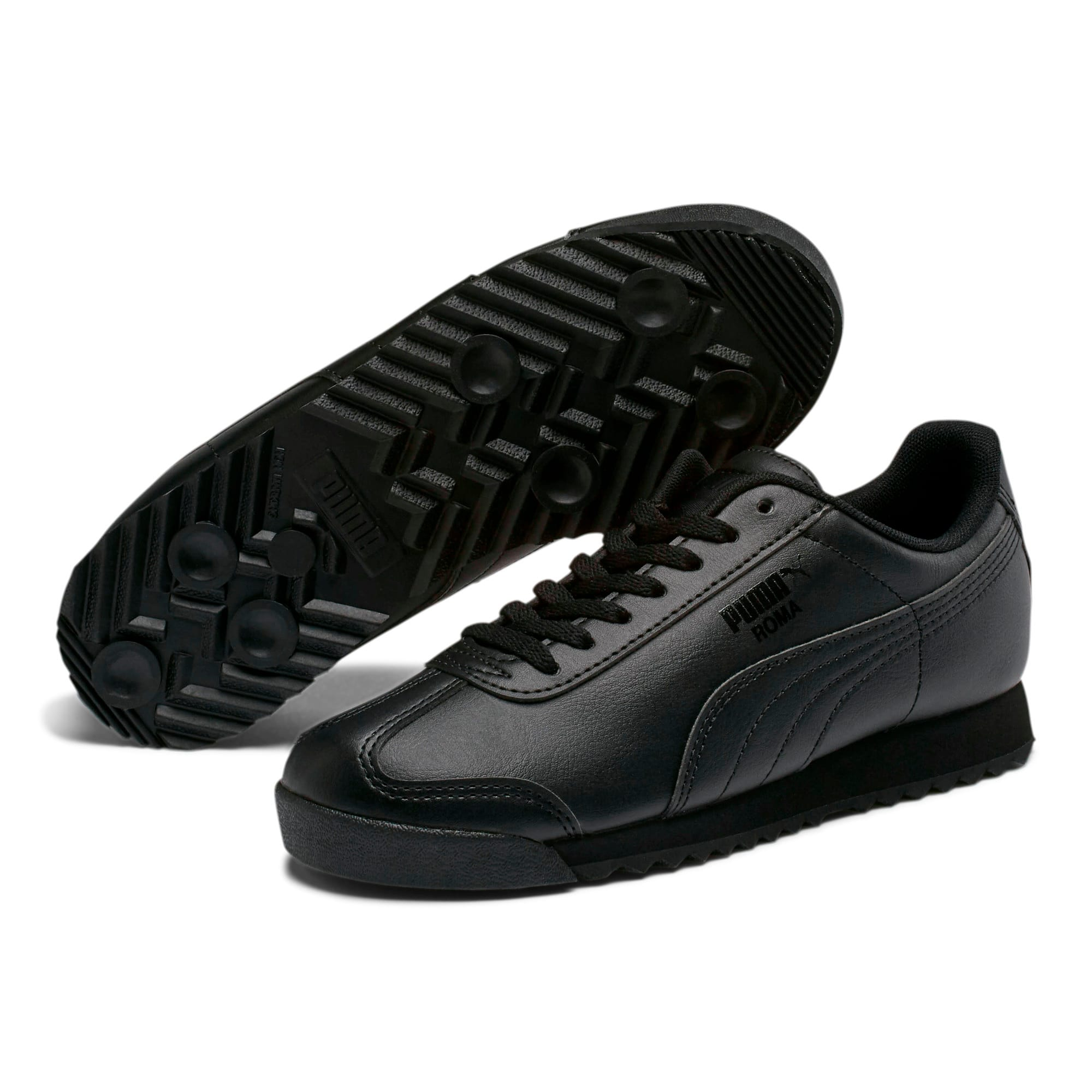 Thumbnail 2 of Roma Basic Sneakers JR, black-black, medium