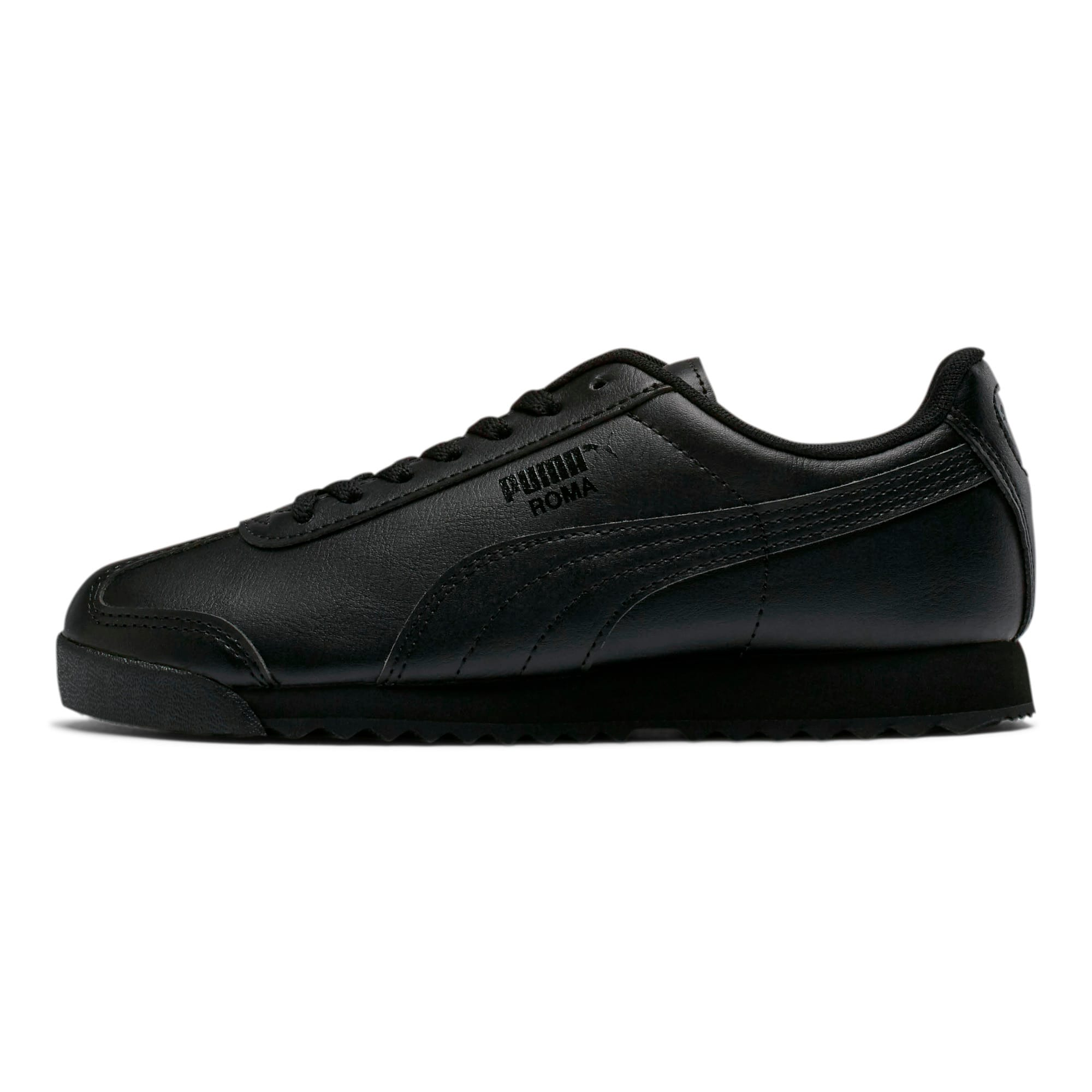 Thumbnail 1 of Roma Basic Sneakers JR, black-black, medium