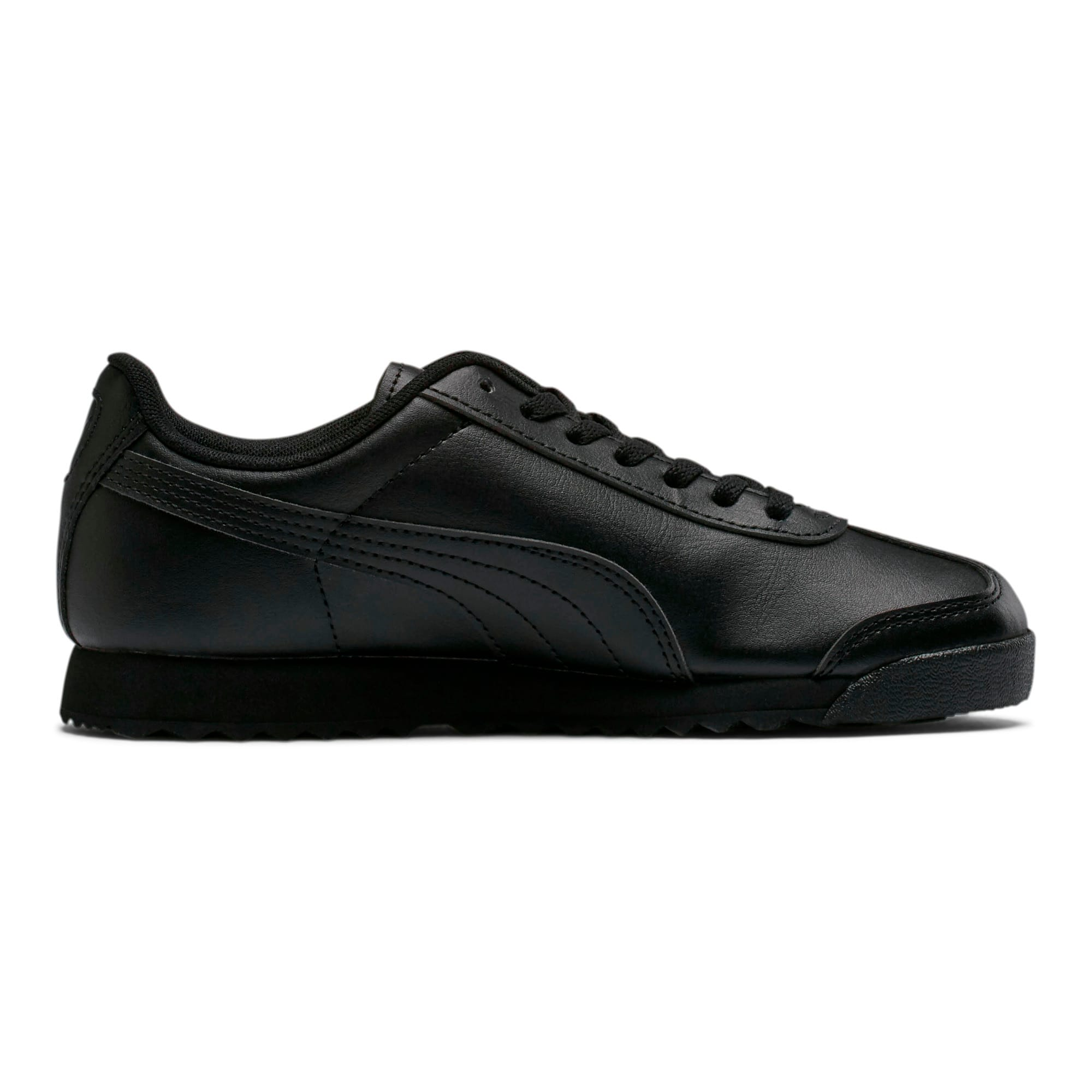 Thumbnail 5 of Roma Basic Sneakers JR, black-black, medium