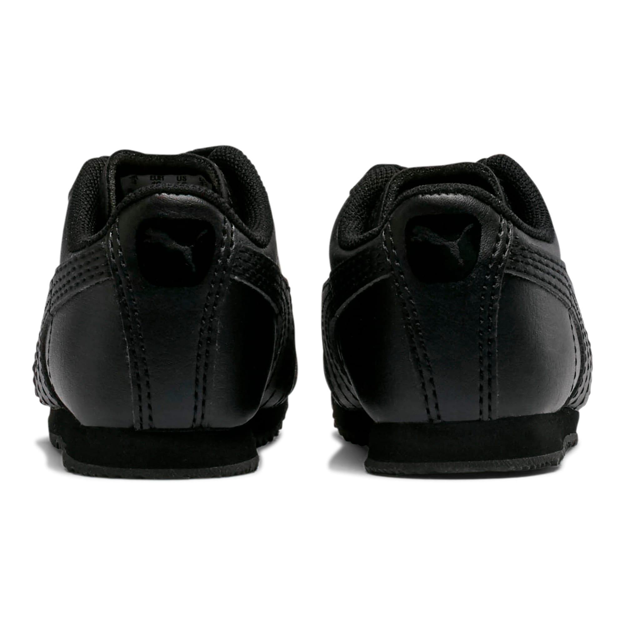 Thumbnail 4 of Roma Basic Toddler Shoes, black-black, medium