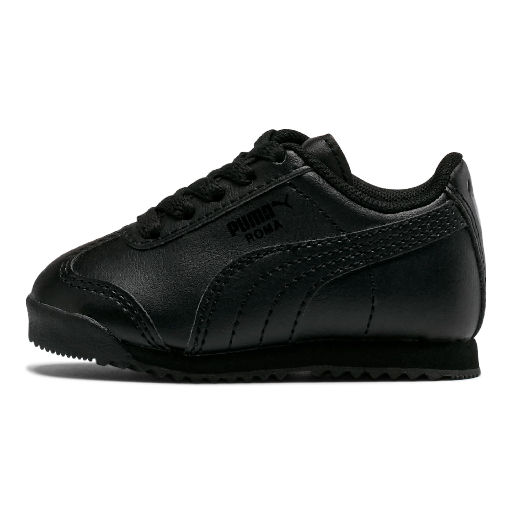 Thumbnail 1 of Roma Basic Toddler Shoes, black-black, medium