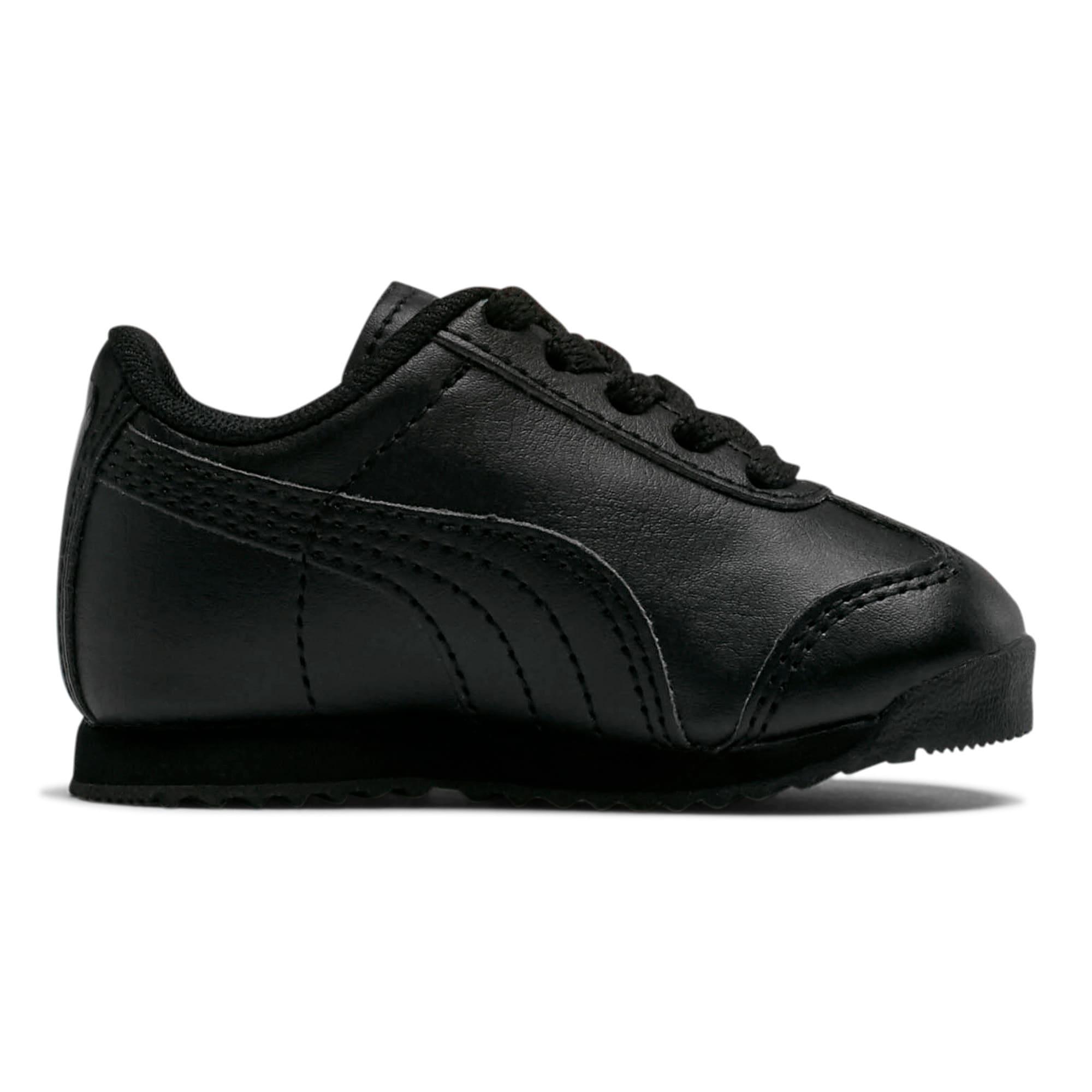 Thumbnail 5 of Roma Basic Toddler Shoes, black-black, medium