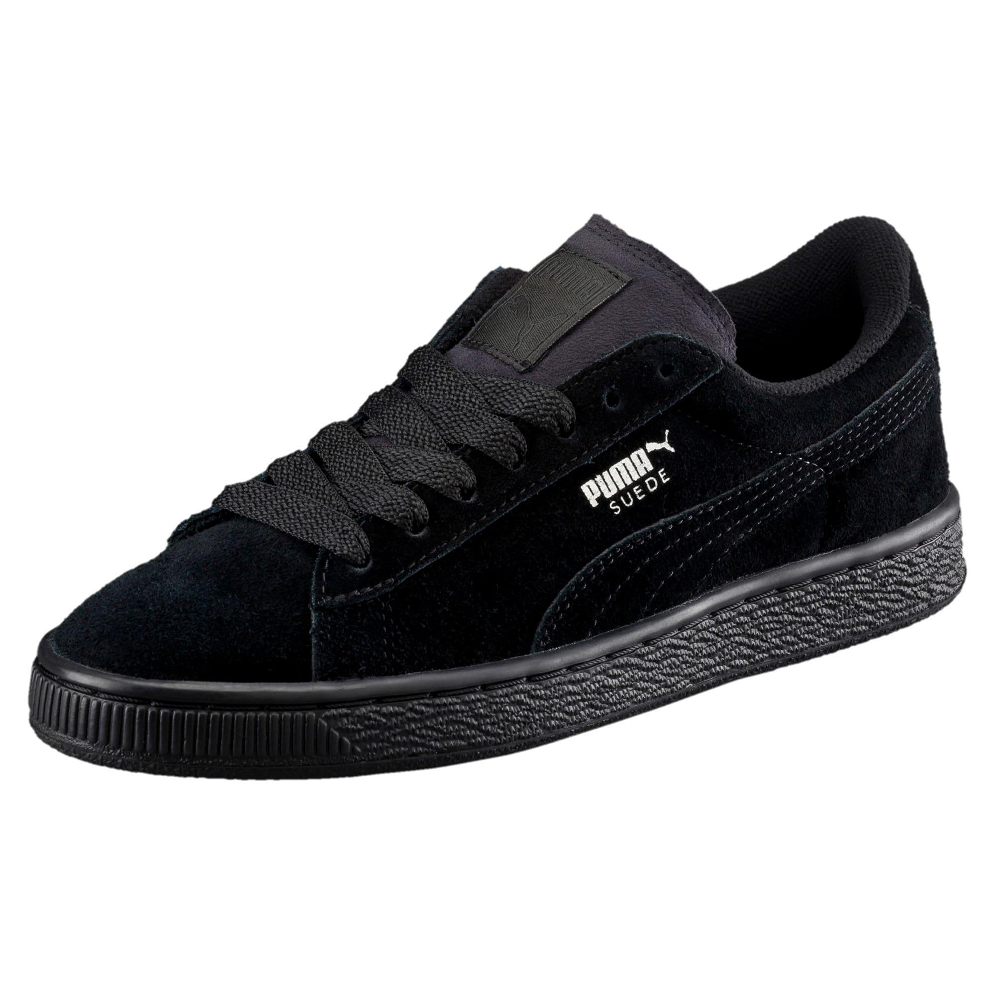 Miniatura 1 de Zapatos deportivos Suede para JR, black-puma silver, mediano