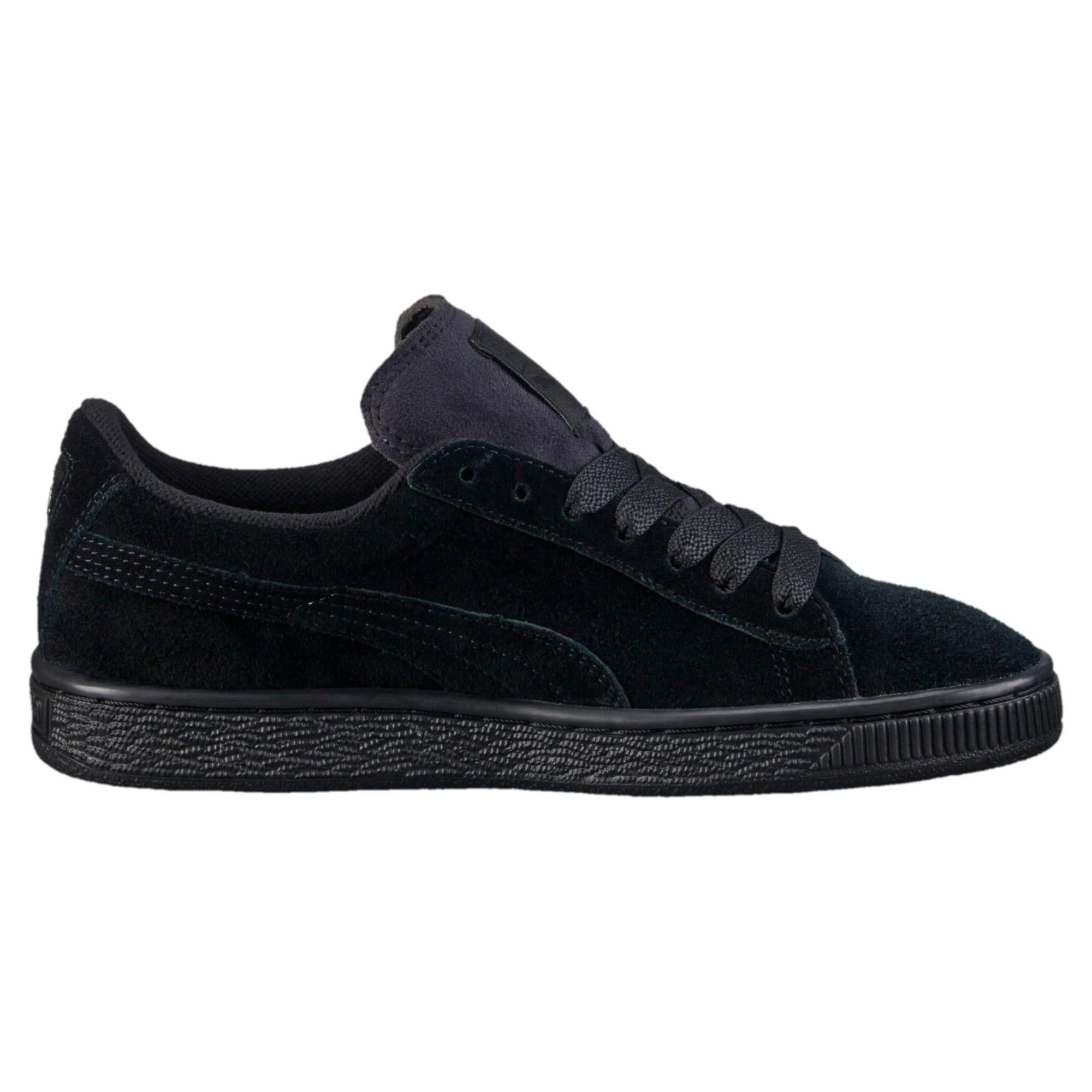 Miniatura 4 de Zapatos deportivos Suede para JR, black-puma silver, mediano