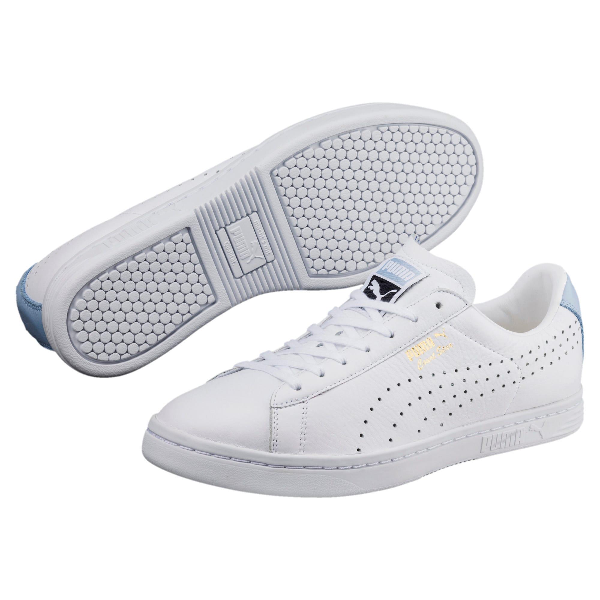 Moderne Puma Schuhe Herren, Puma Court Star NM Weiß