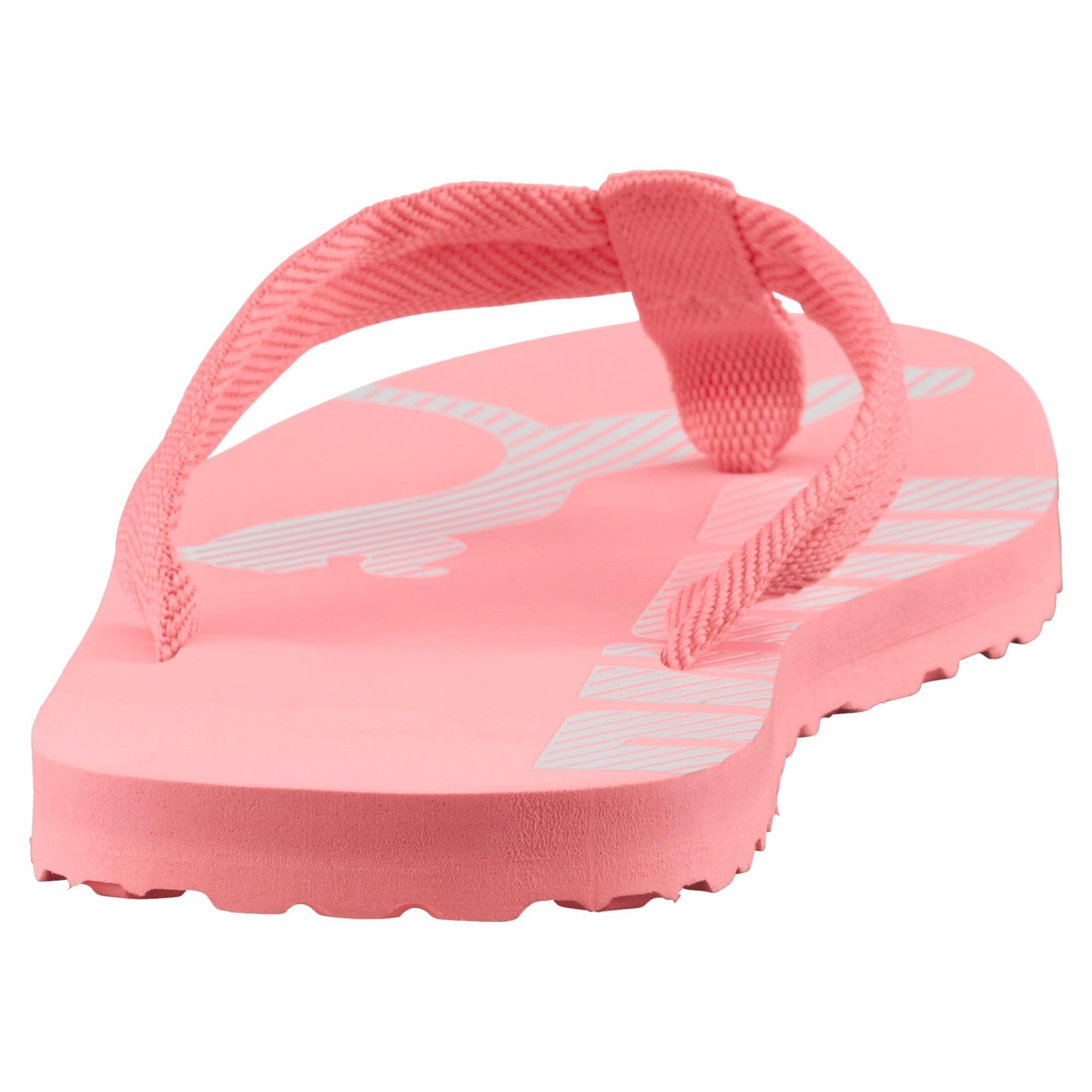 Thumbnail 4 of Epic Flip v2 Sandals, Soft Fluo Peach-Puma White, medium