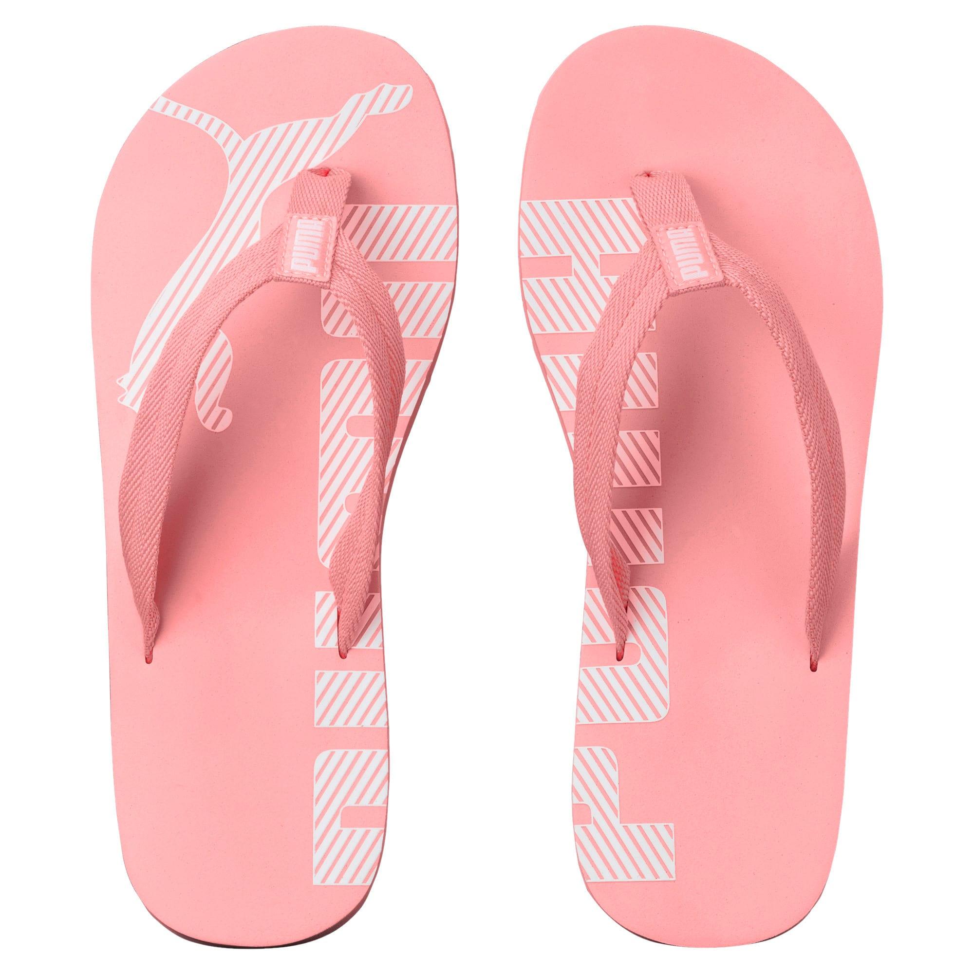 Thumbnail 5 of Epic Flip v2 Sandals, Soft Fluo Peach-Puma White, medium