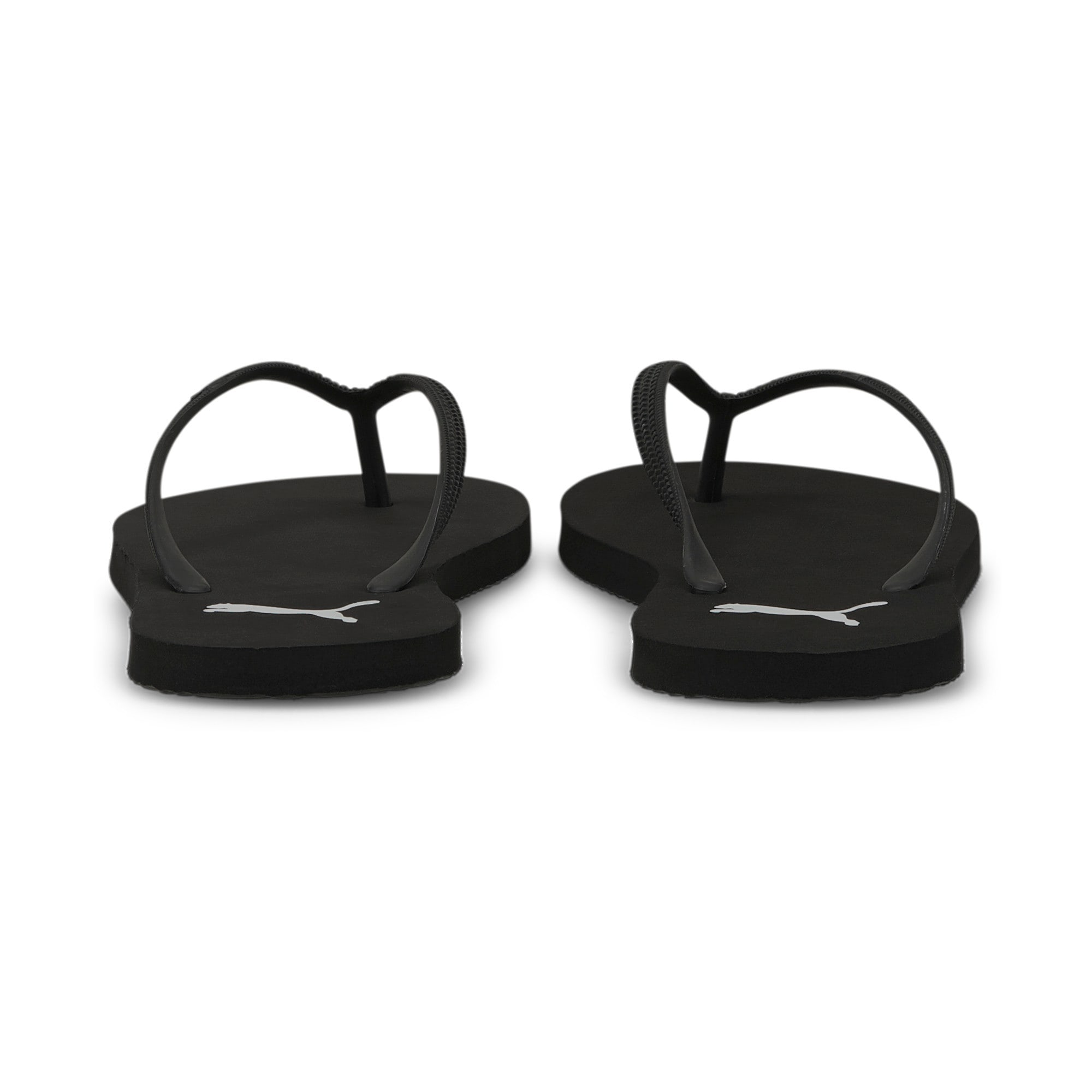 First Flip Women's Sandals, black-white, large