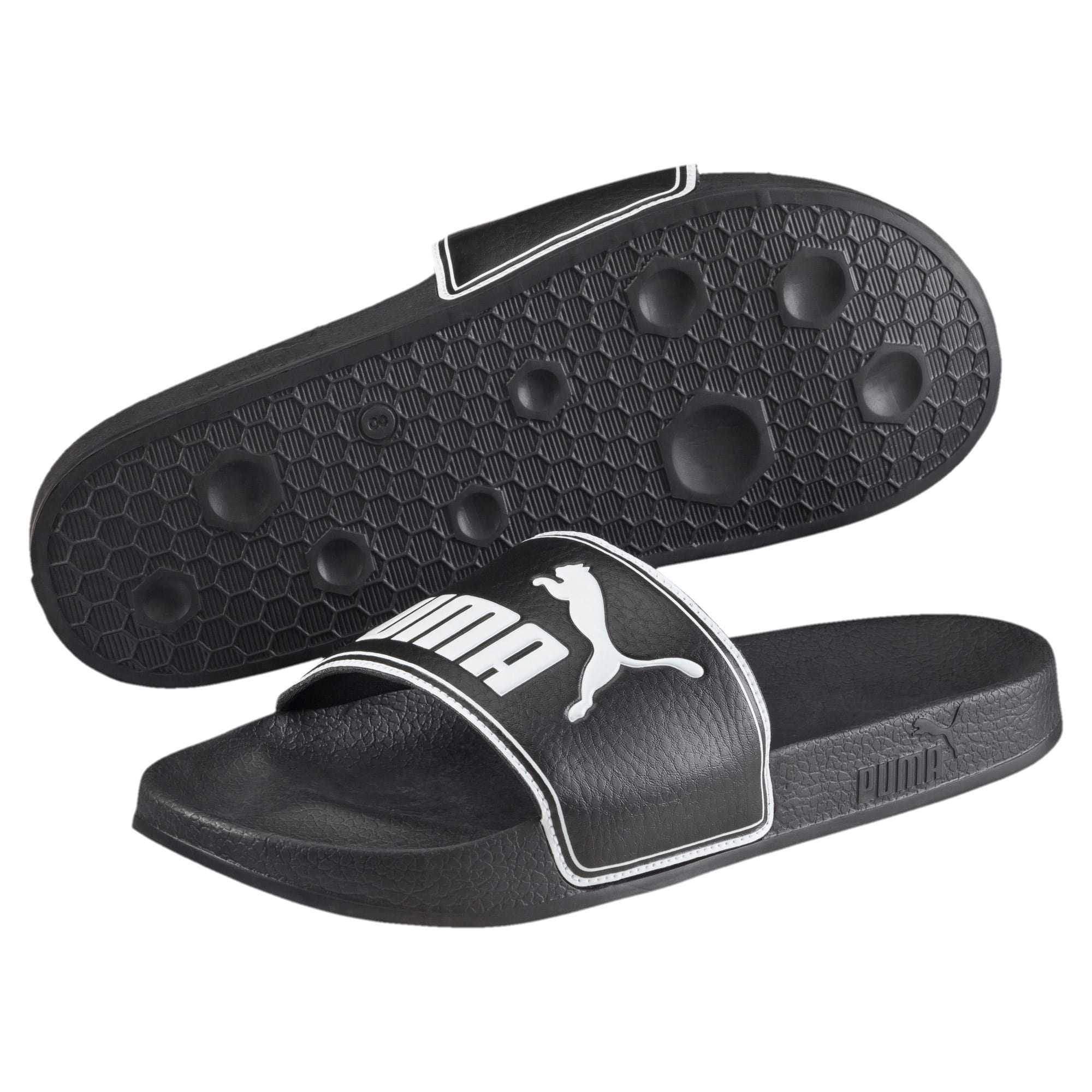 Thumbnail 2 of Leadcat Sandals, black-white, medium