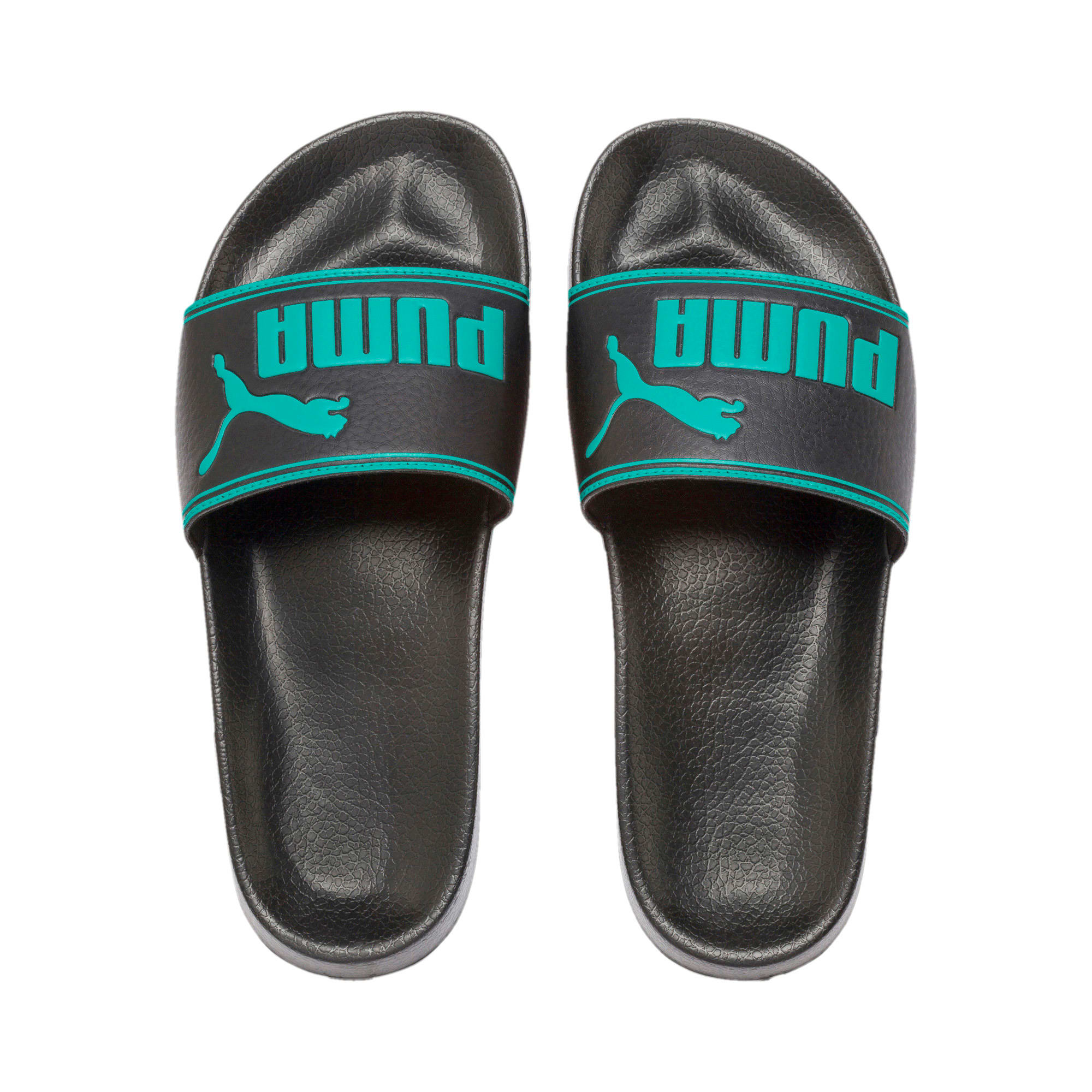 Thumbnail 6 of Leadcat Sandals, Puma Black-Blue Turquoise, medium