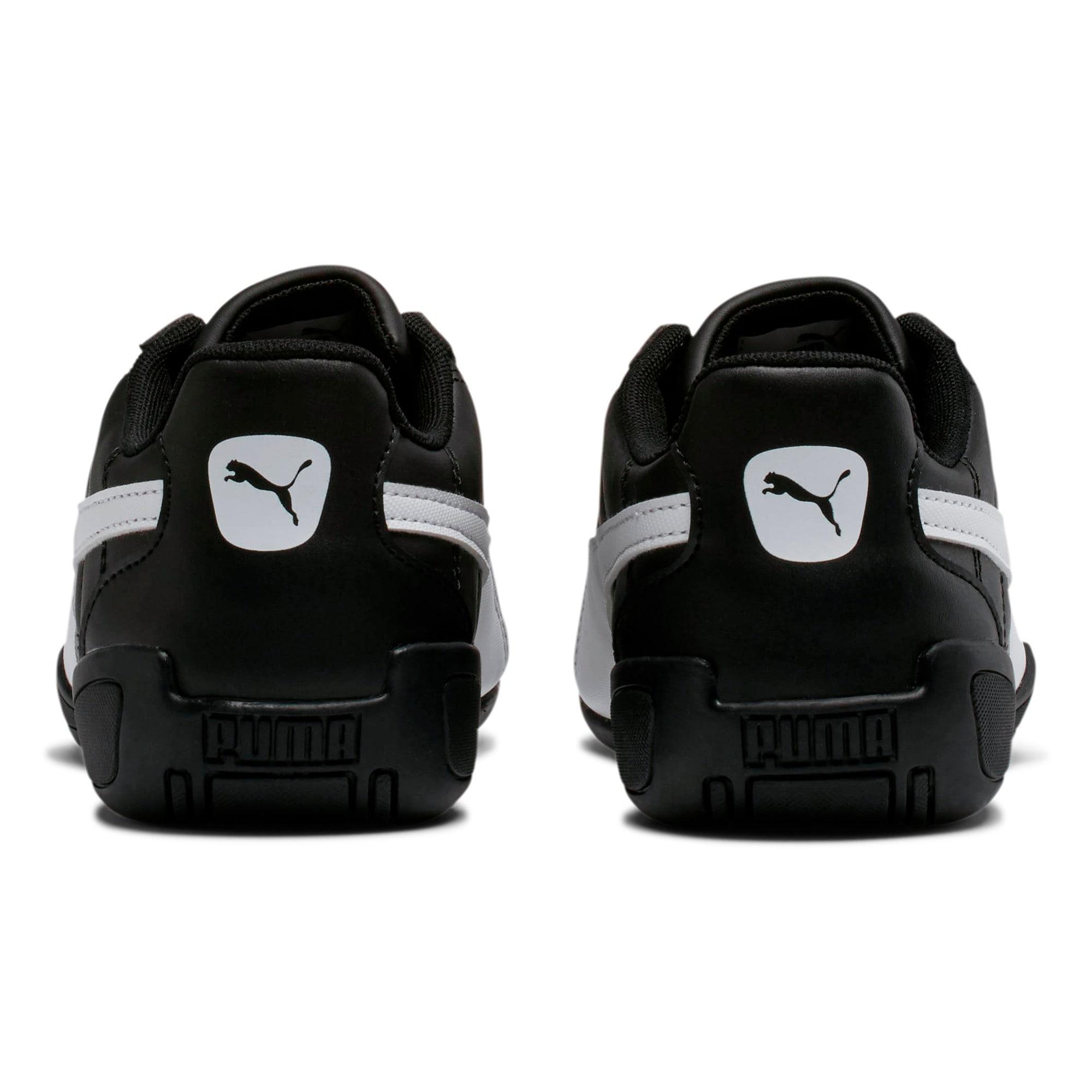 Thumbnail 4 of Tune Cat 3 Shoes JR, Puma Black-Puma White, medium
