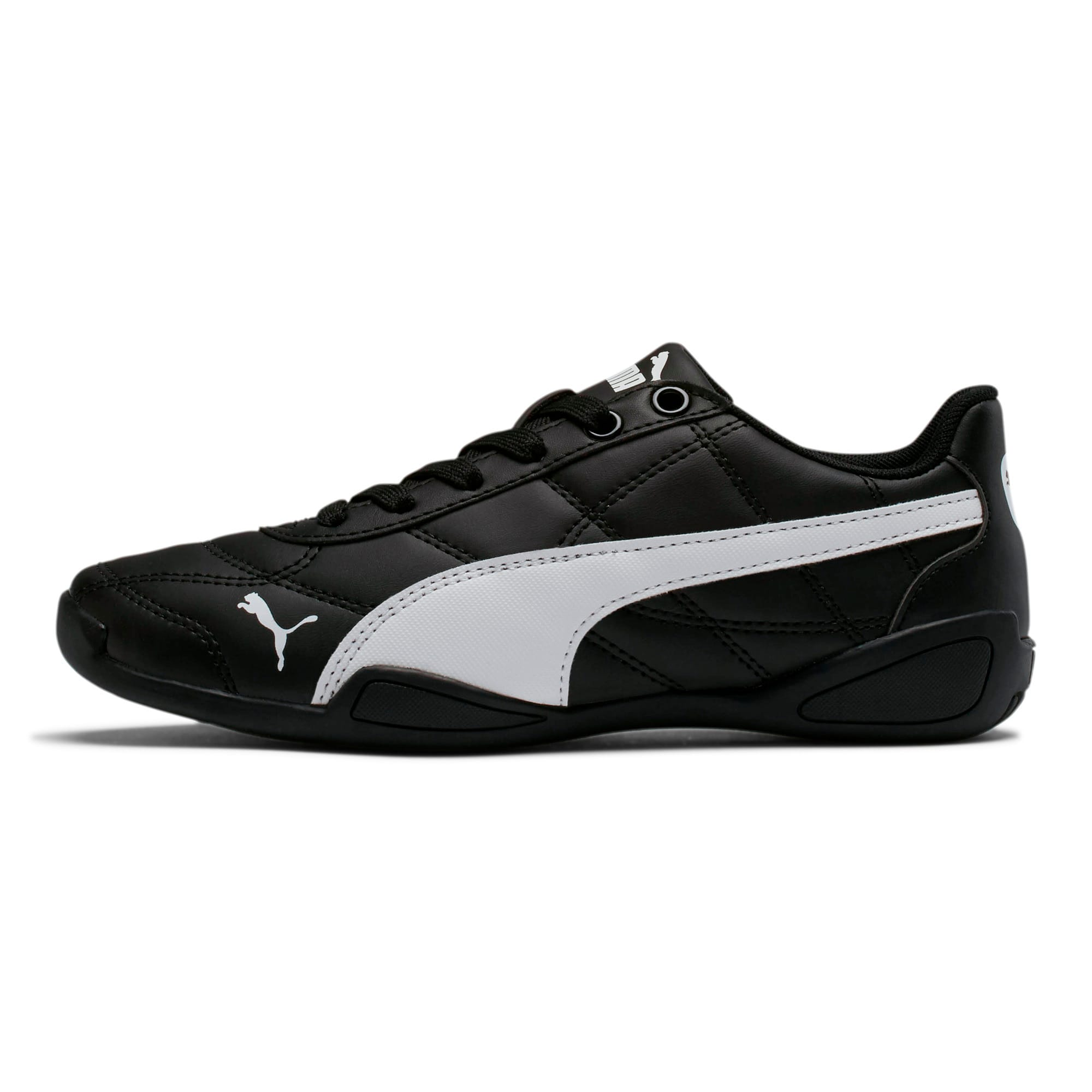 Miniatura 1 de ZapatosTune Cat 3para junior, Puma Black-Puma White, mediano