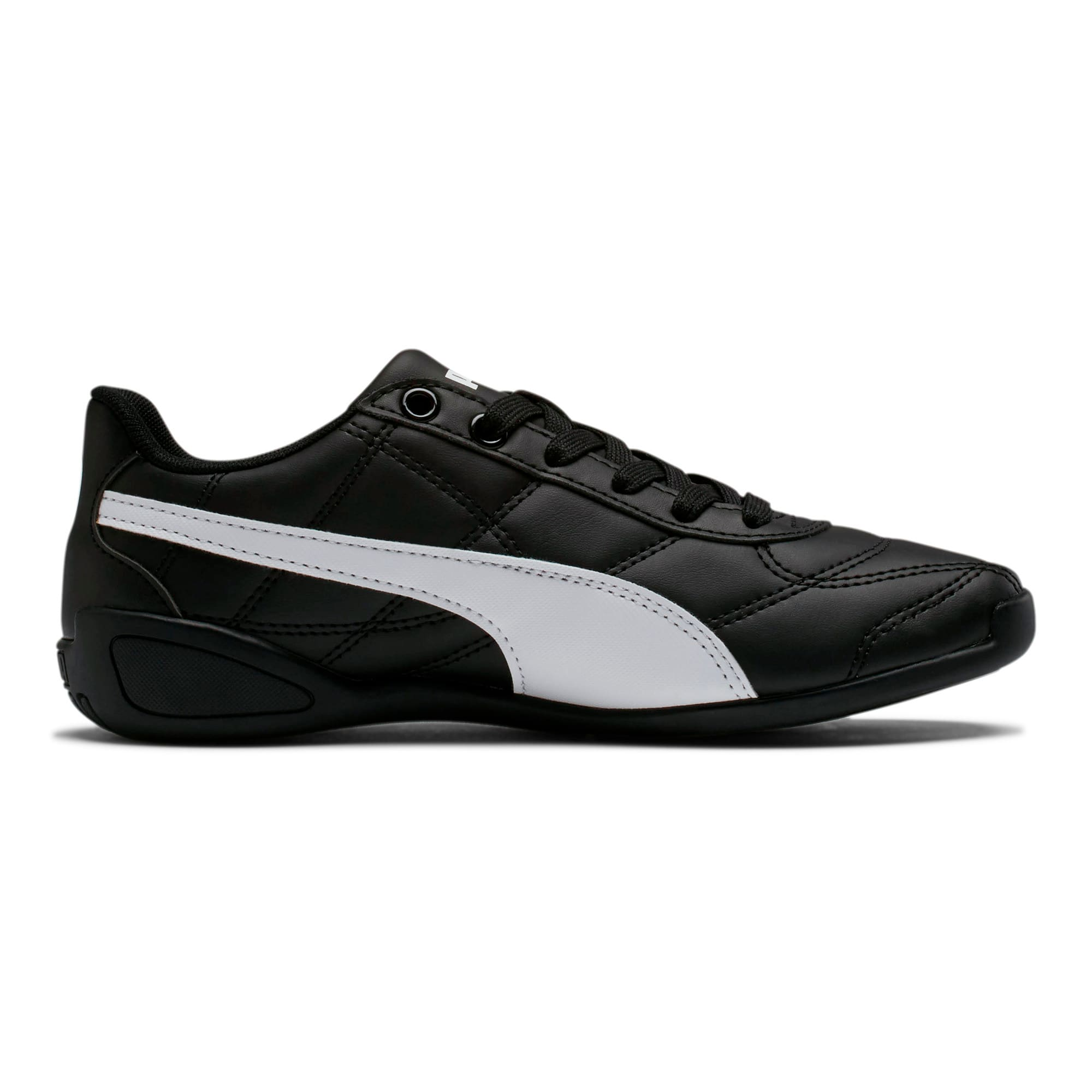 Thumbnail 5 of Tune Cat 3 Shoes JR, Puma Black-Puma White, medium