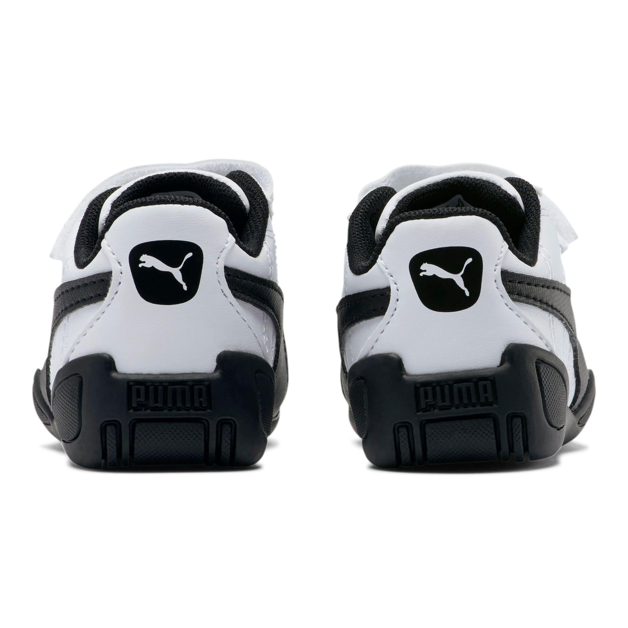 Miniatura 4 de Zapatos Tune Cat3AC para bebés, Puma White-Puma Black, mediano