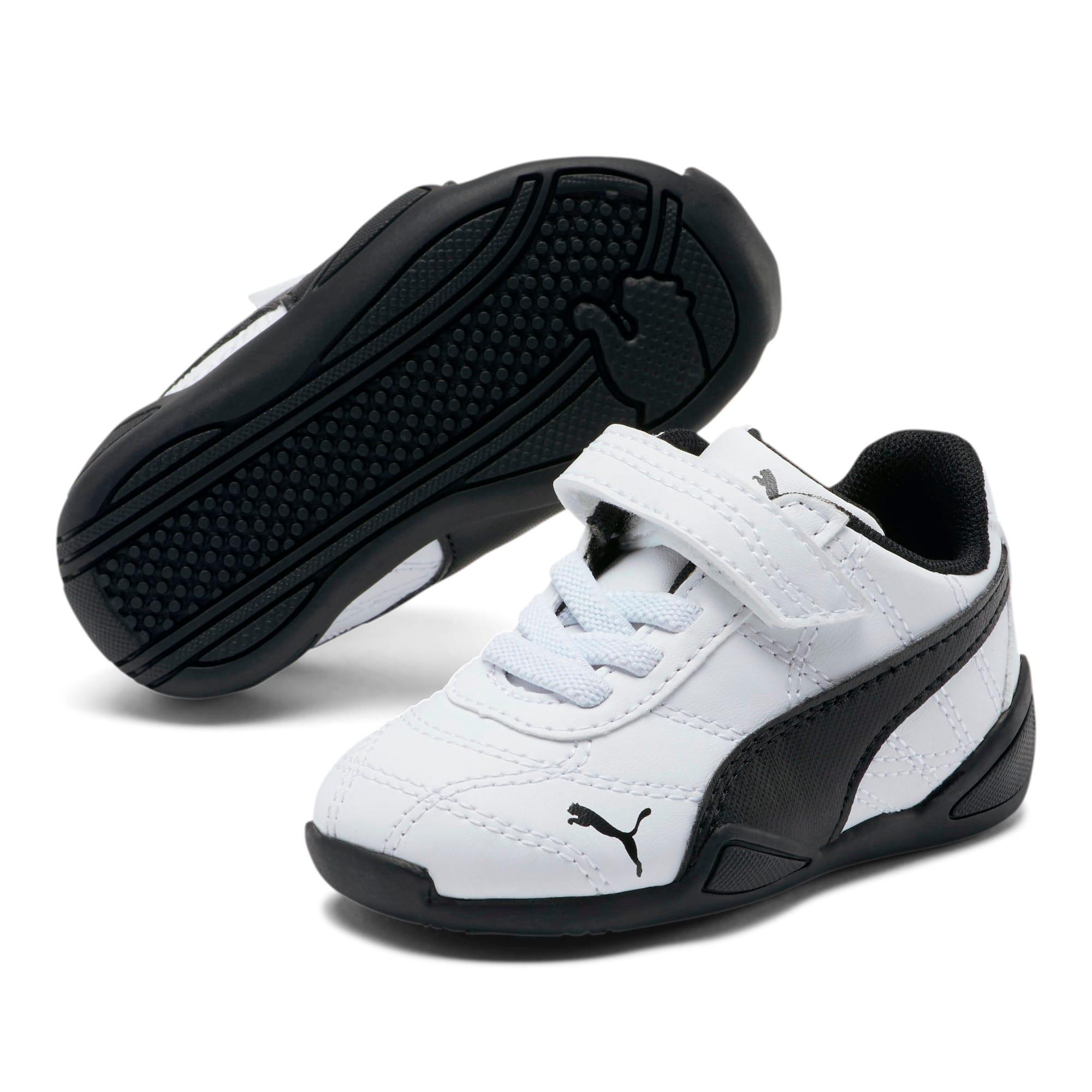 Miniatura 2 de Zapatos Tune Cat3AC para bebés, Puma White-Puma Black, mediano