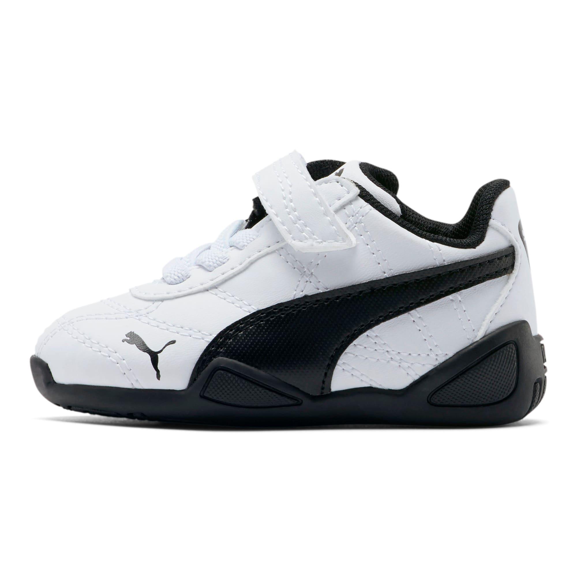 Miniatura 1 de Zapatos Tune Cat3AC para bebés, Puma White-Puma Black, mediano
