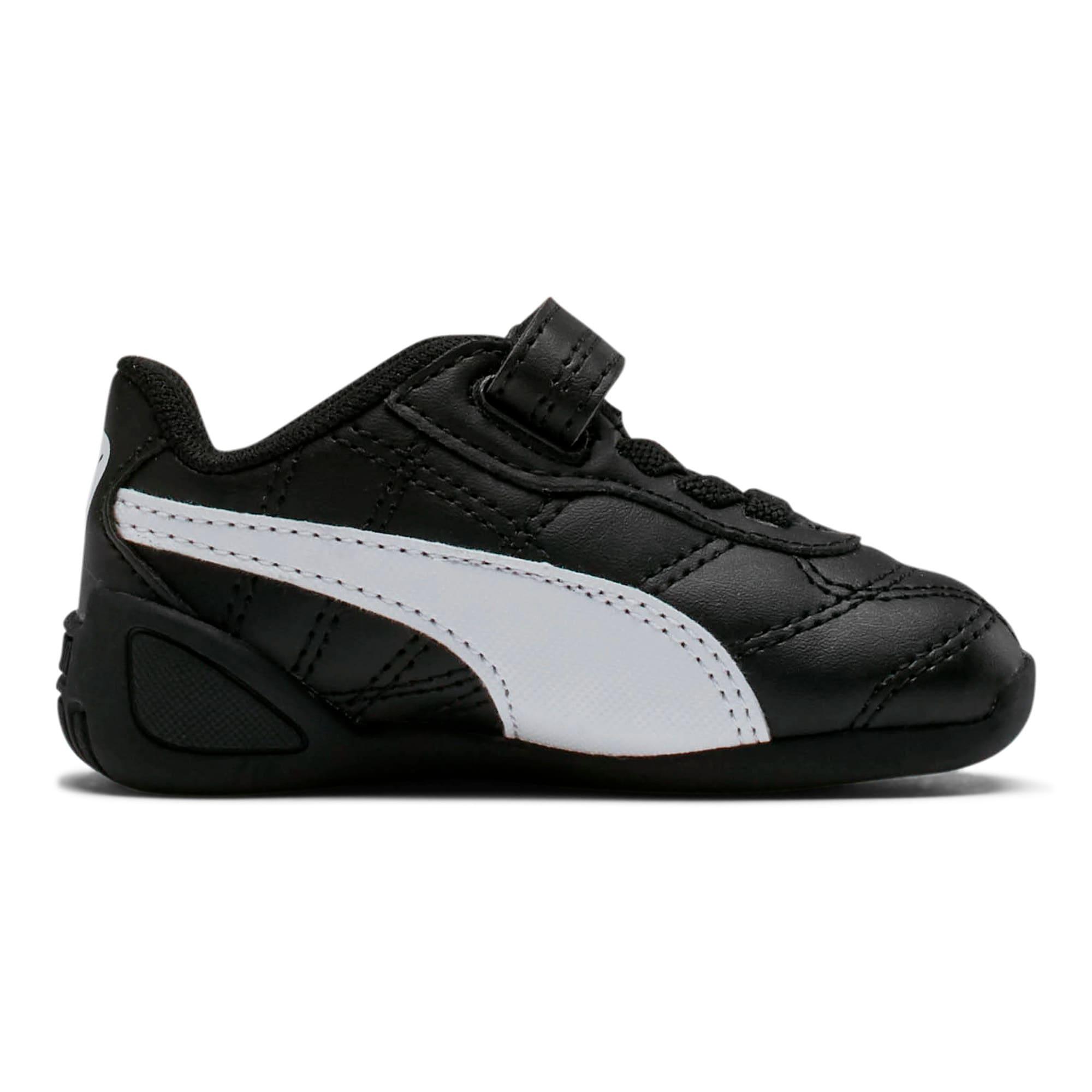Thumbnail 5 of Tune Cat 3 AC Toddler Shoes, Puma Black-Puma White, medium
