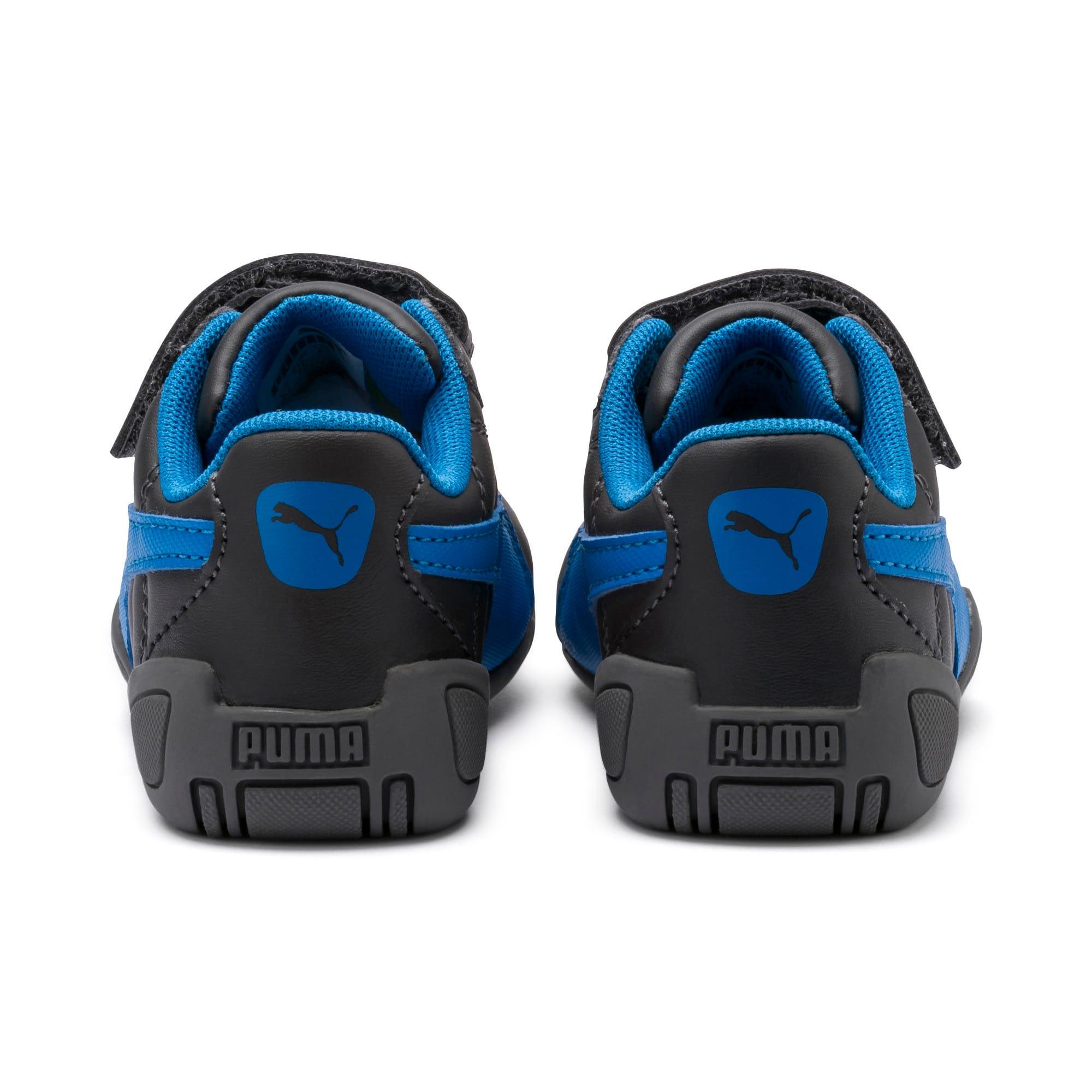 Miniatura 4 de Zapatos Tune Cat3AC para bebés, Asphalt-Indigo Bunting, mediano