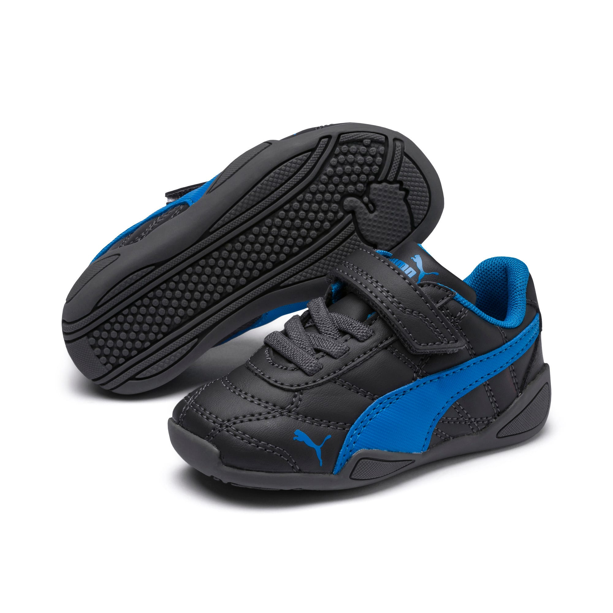 Miniatura 2 de Zapatos Tune Cat3AC para bebés, Asphalt-Indigo Bunting, mediano