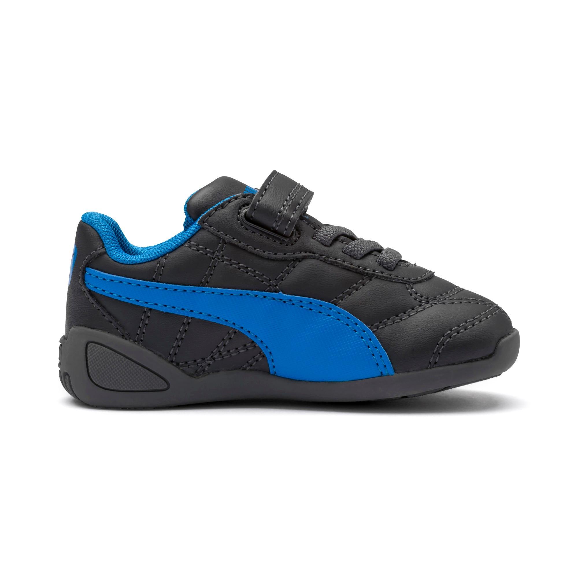 Miniatura 5 de Zapatos Tune Cat3AC para bebés, Asphalt-Indigo Bunting, mediano