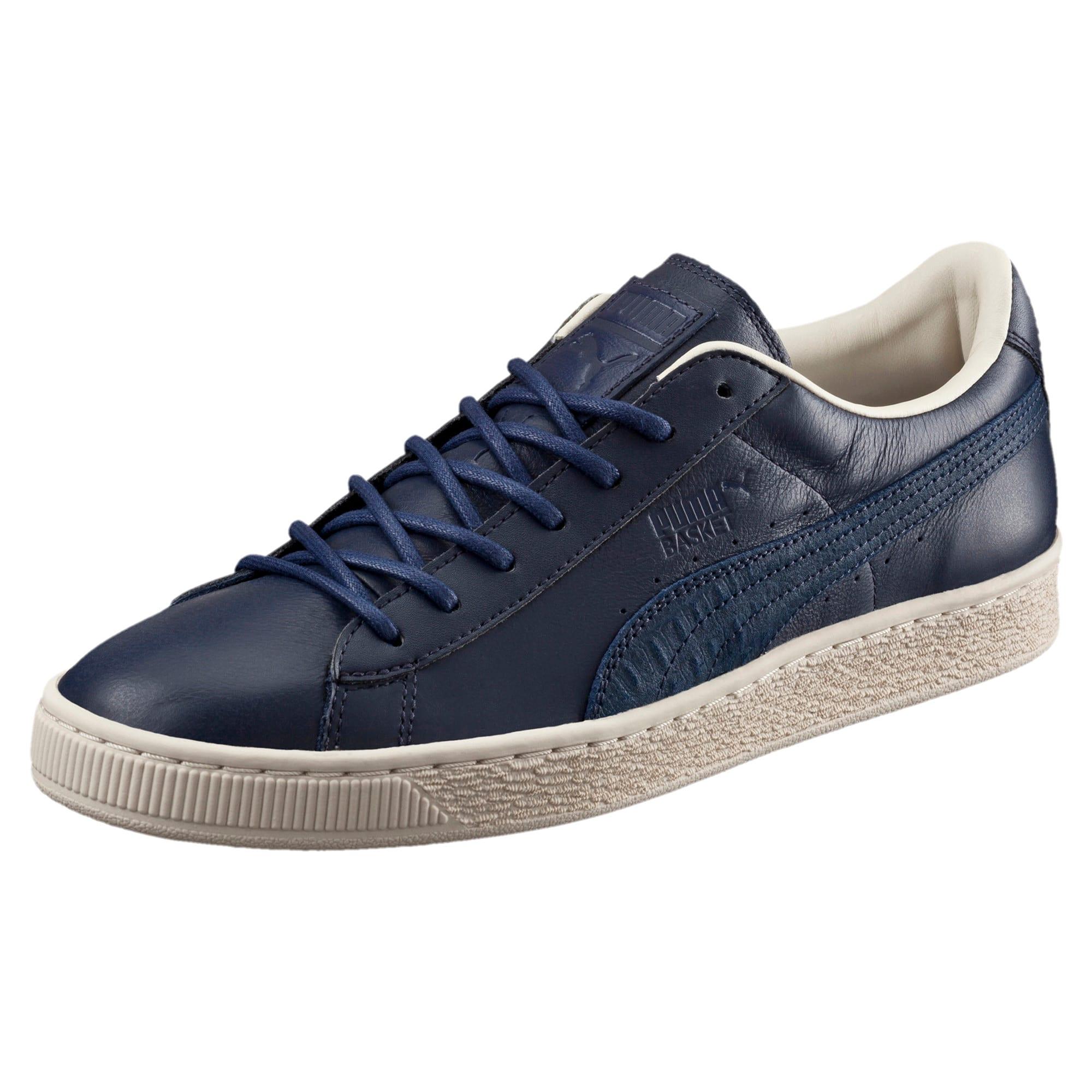 Discounted Men Puma Basket Classic Citi Pack Sneakers (Black