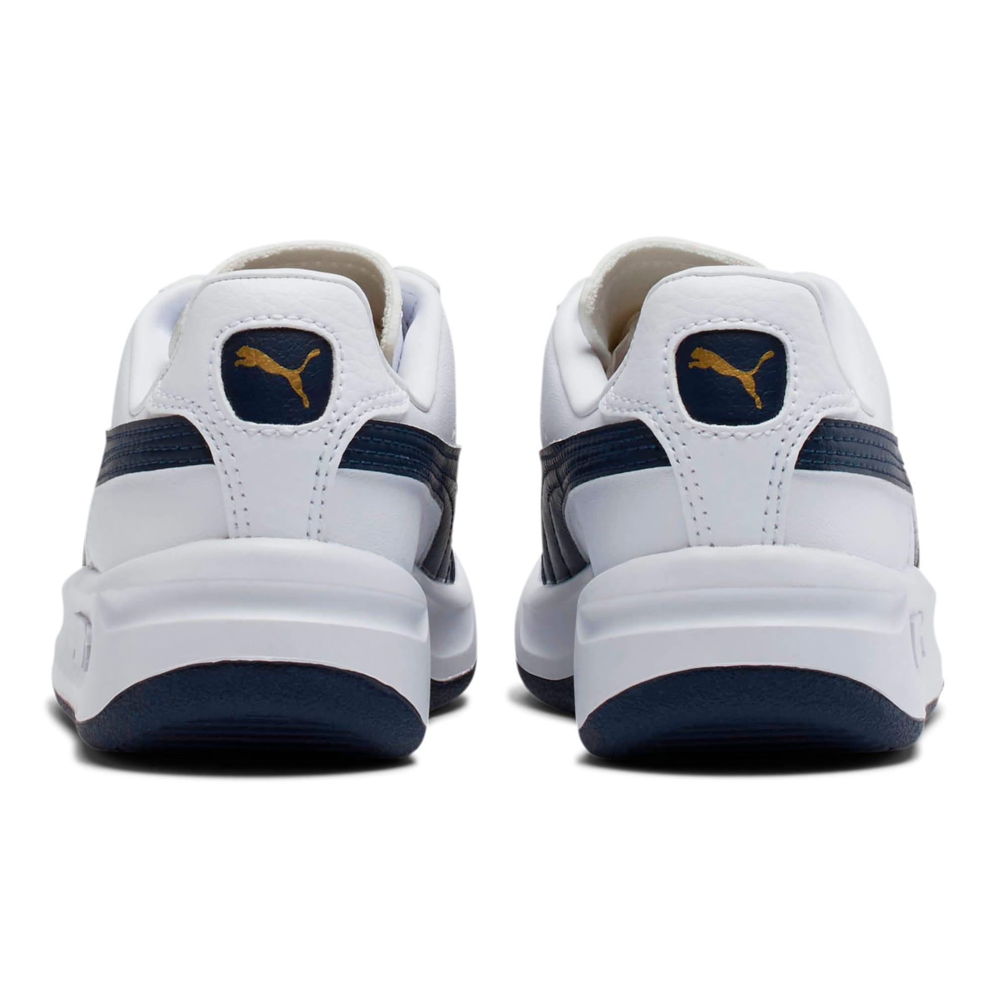 Thumbnail 4 of GV Special Little Kids' Shoes, Puma White-Peacoat, medium