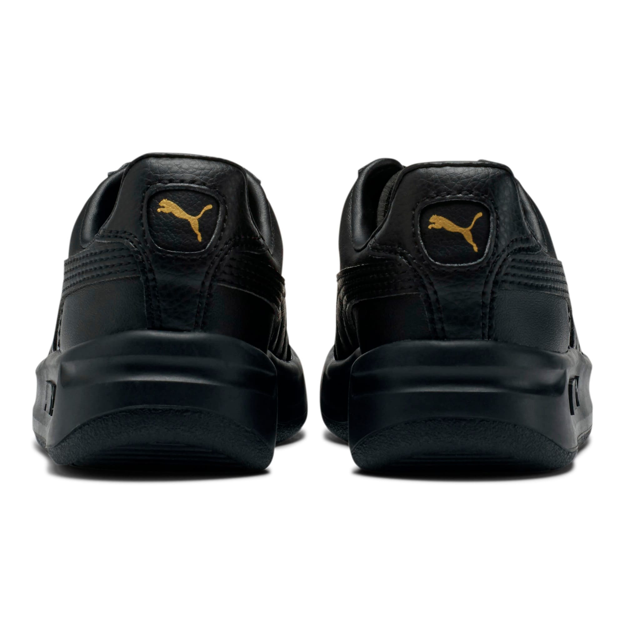 GV Special Little Kids' Shoes, Puma Black-Puma Team Gold, large