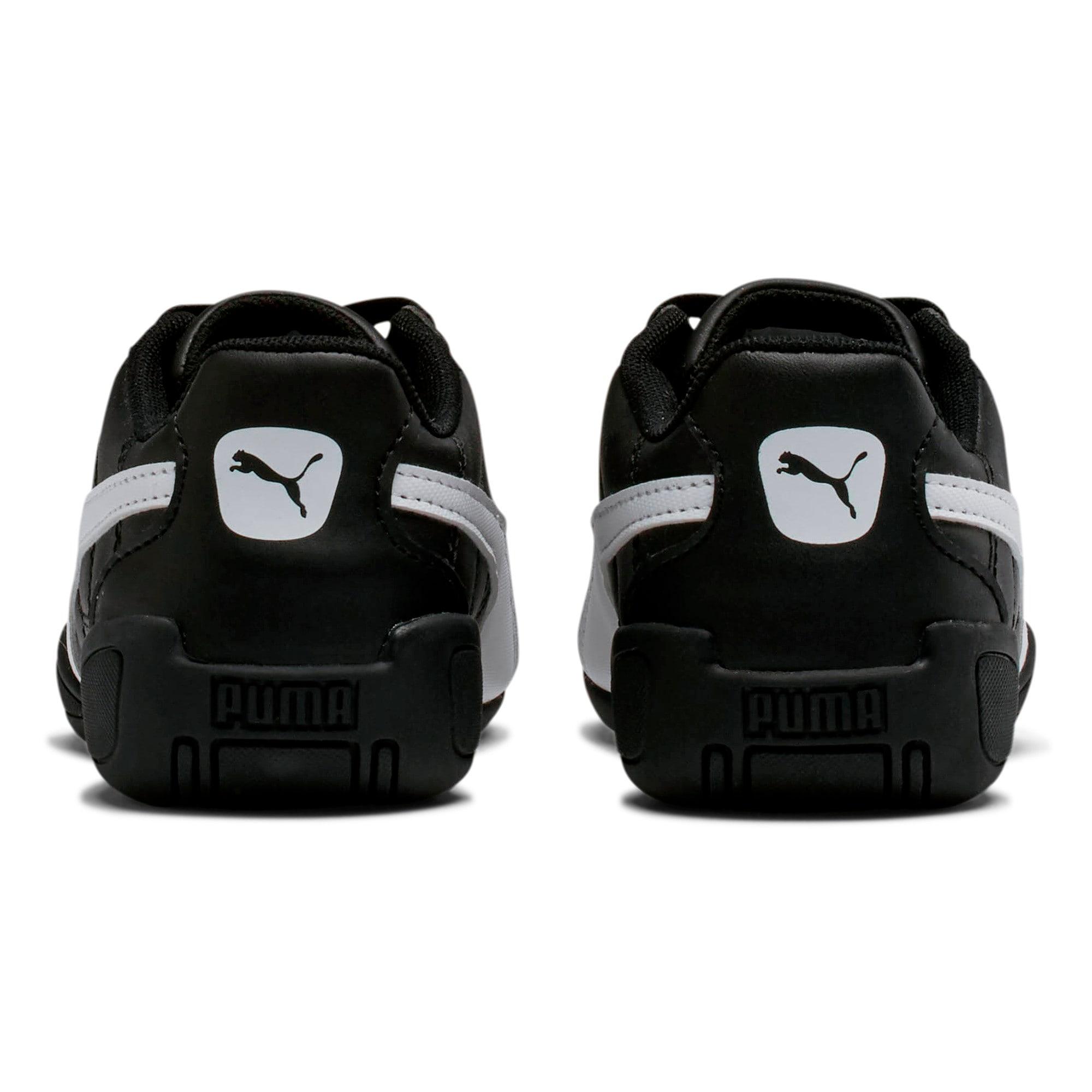 Thumbnail 4 of Tune Cat 3 Little Kids' Shoes, Puma Black-Puma White, medium