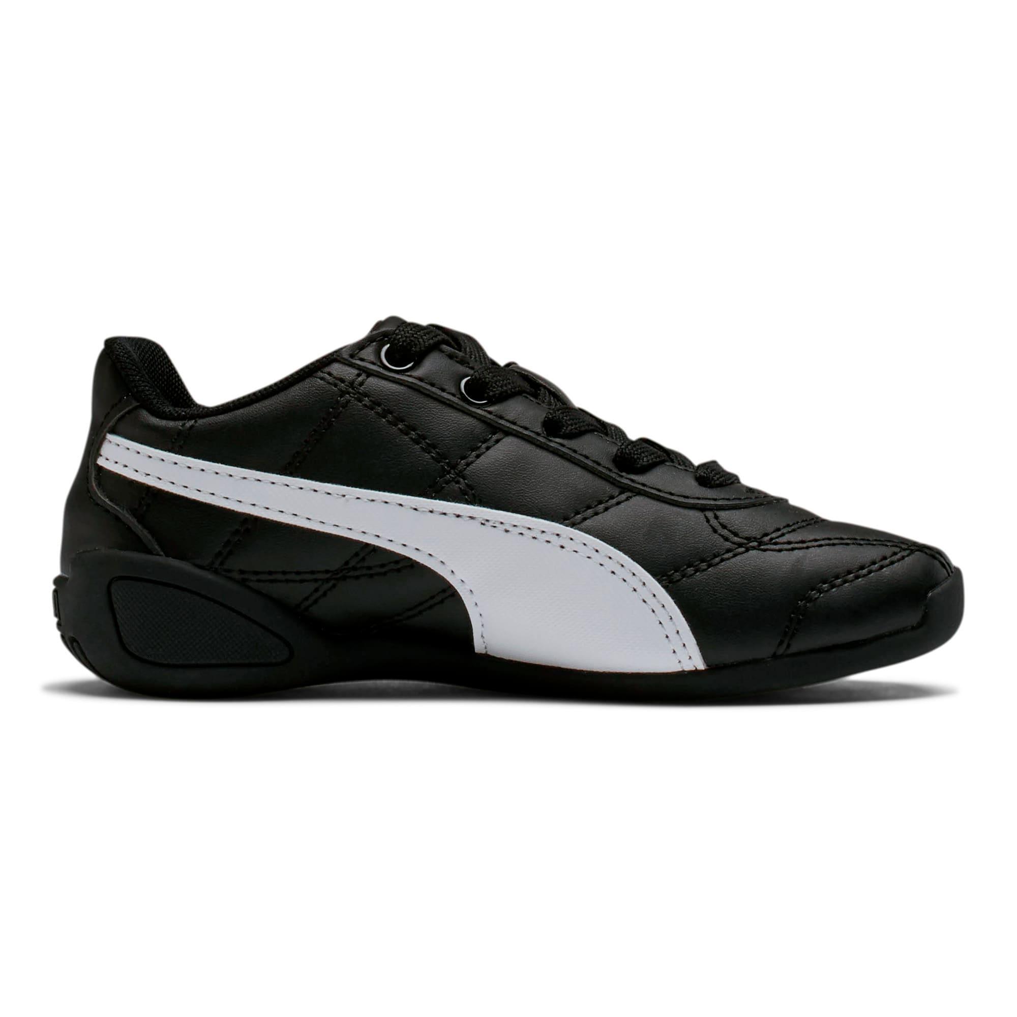 Thumbnail 5 of Tune Cat 3 Little Kids' Shoes, Puma Black-Puma White, medium