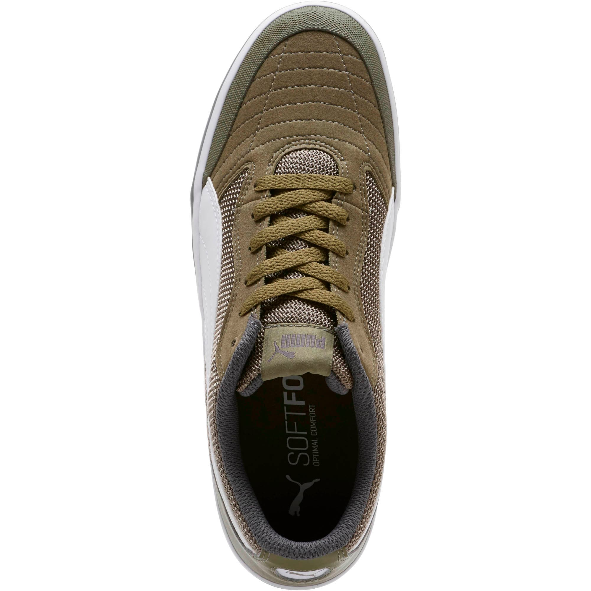Thumbnail 5 of Astro Sala Sneakers, Burnt Olive-Puma White, medium