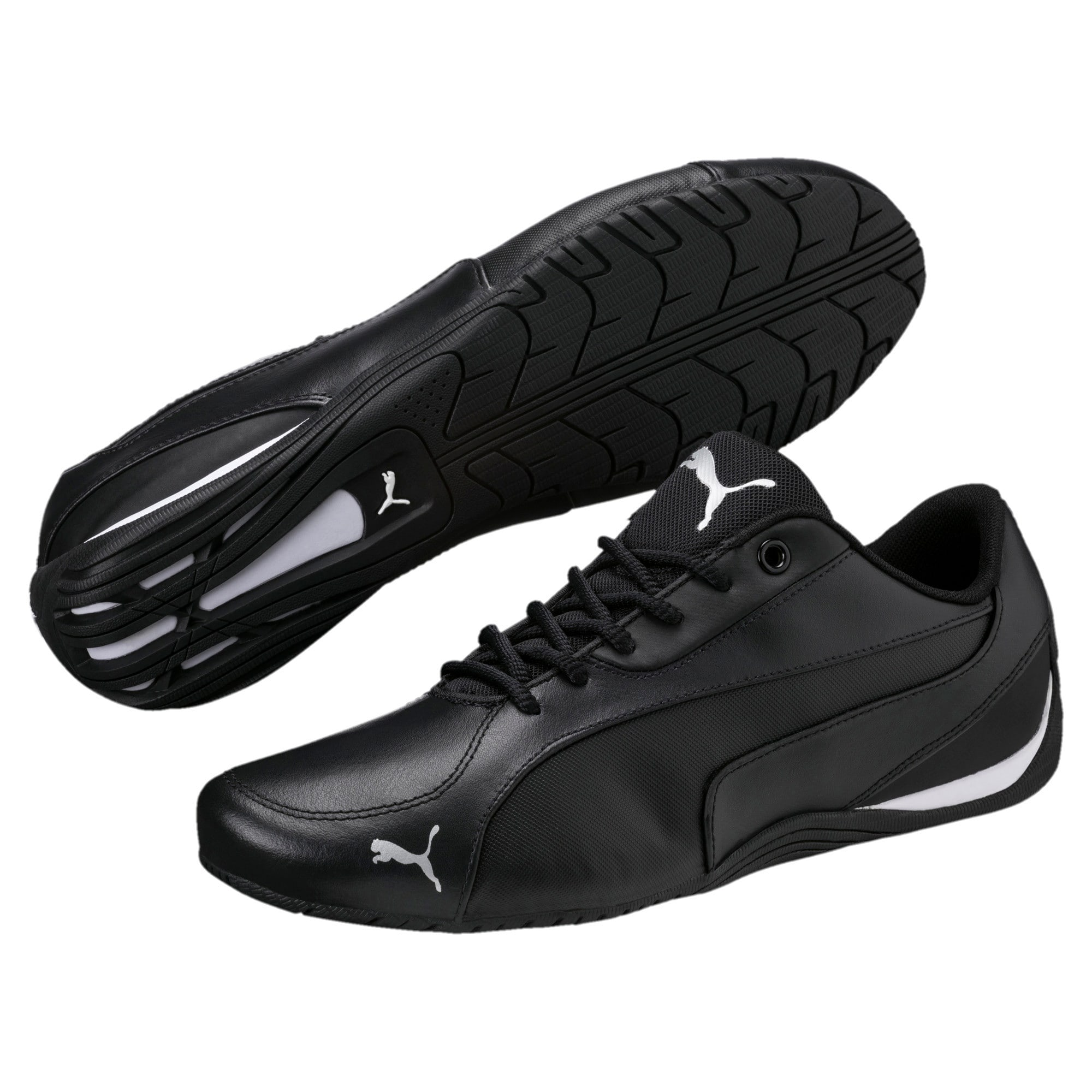 Miniatura 2 de Zapatos Drift Cat 5 Core para hombre, Puma Black, mediano